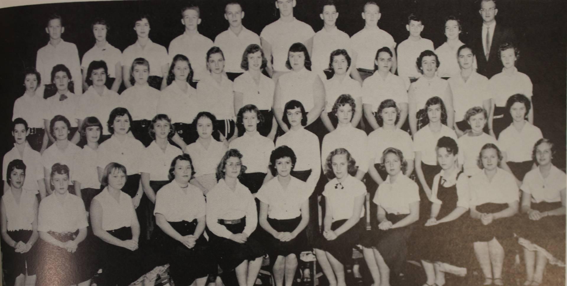 1959 Senior Choir