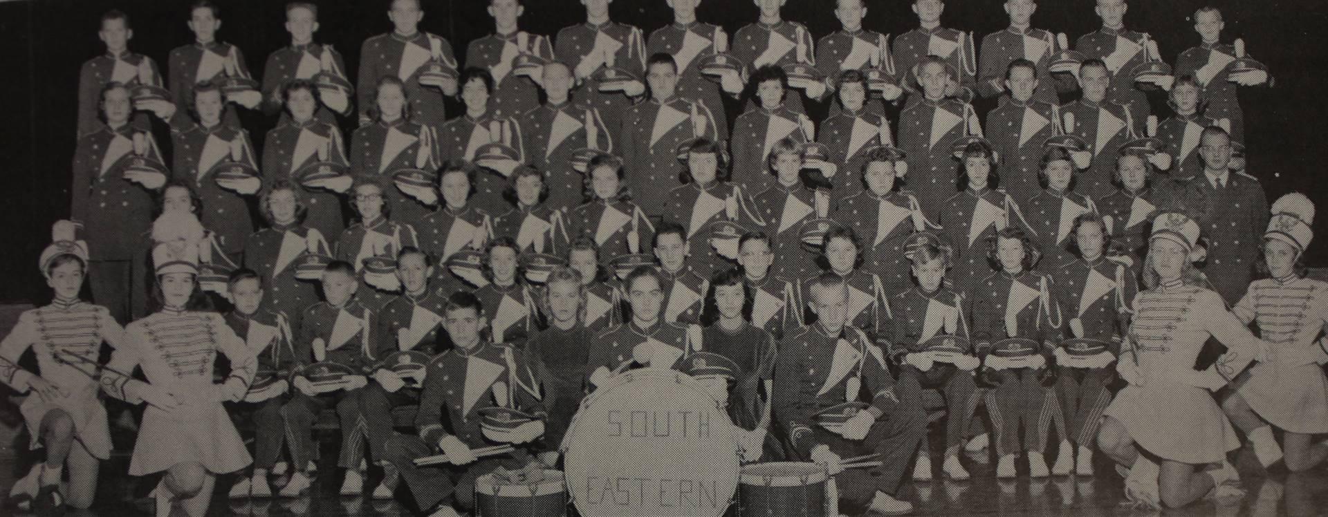 1959 Senior Band