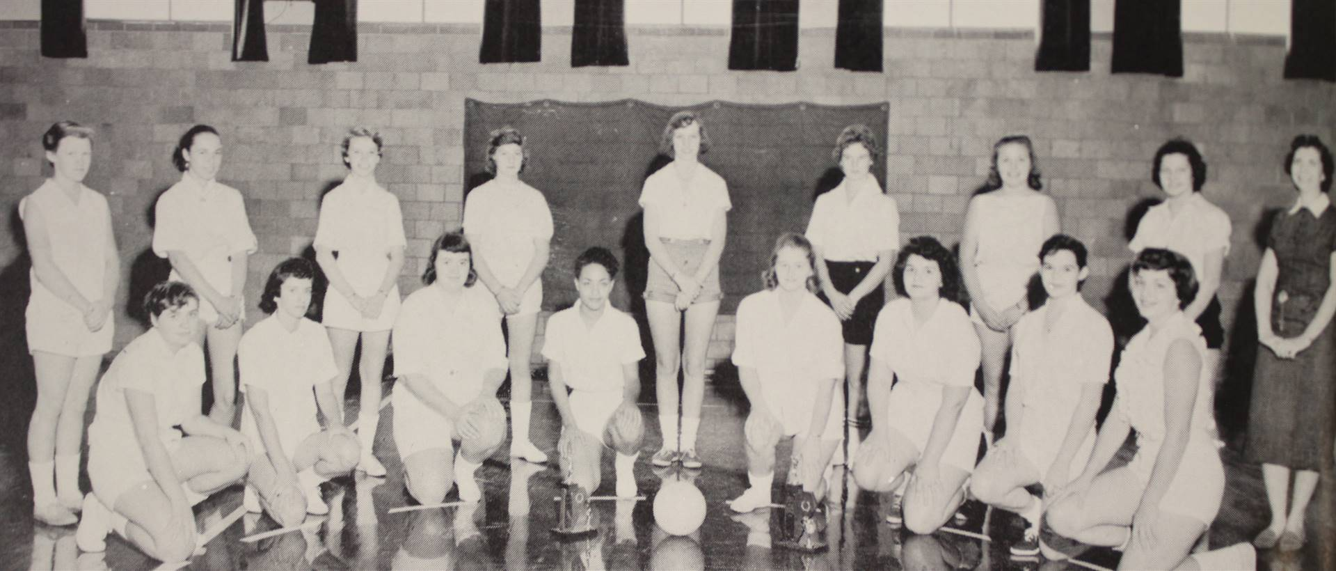 1959 Volleyball
