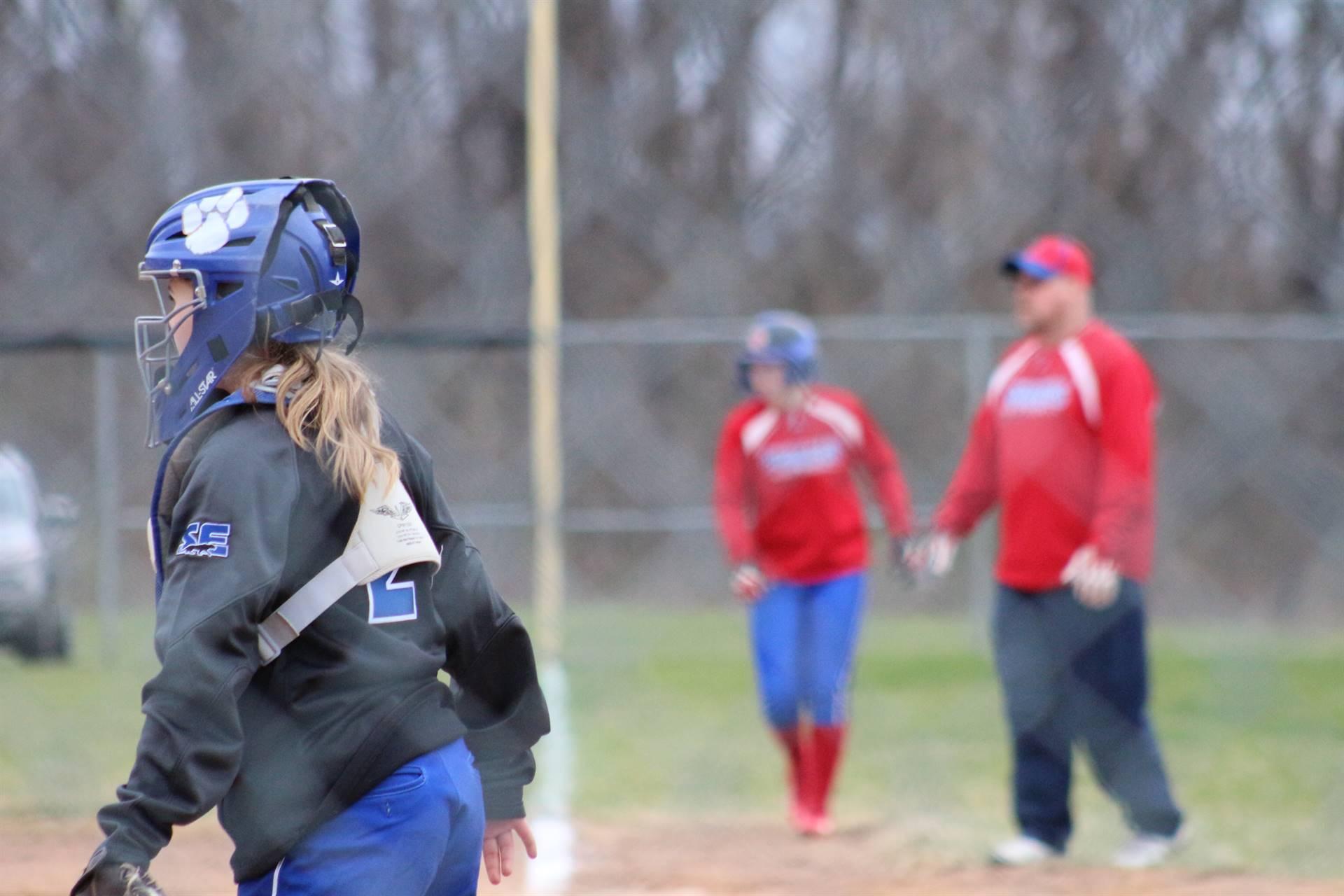 SE Softball vs Zane Trace