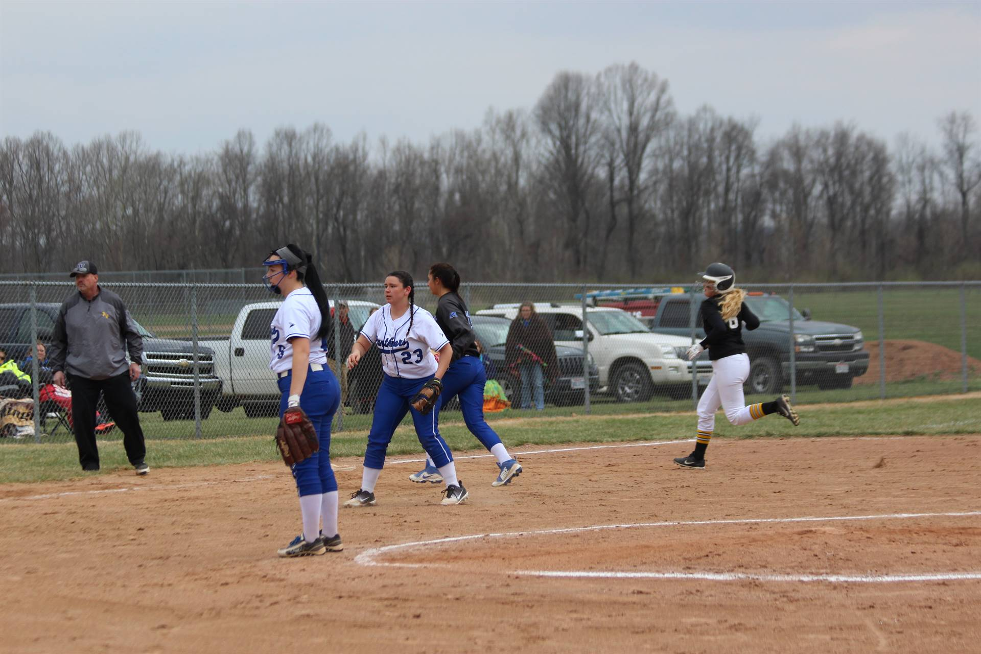 SE Softball vs Unioto