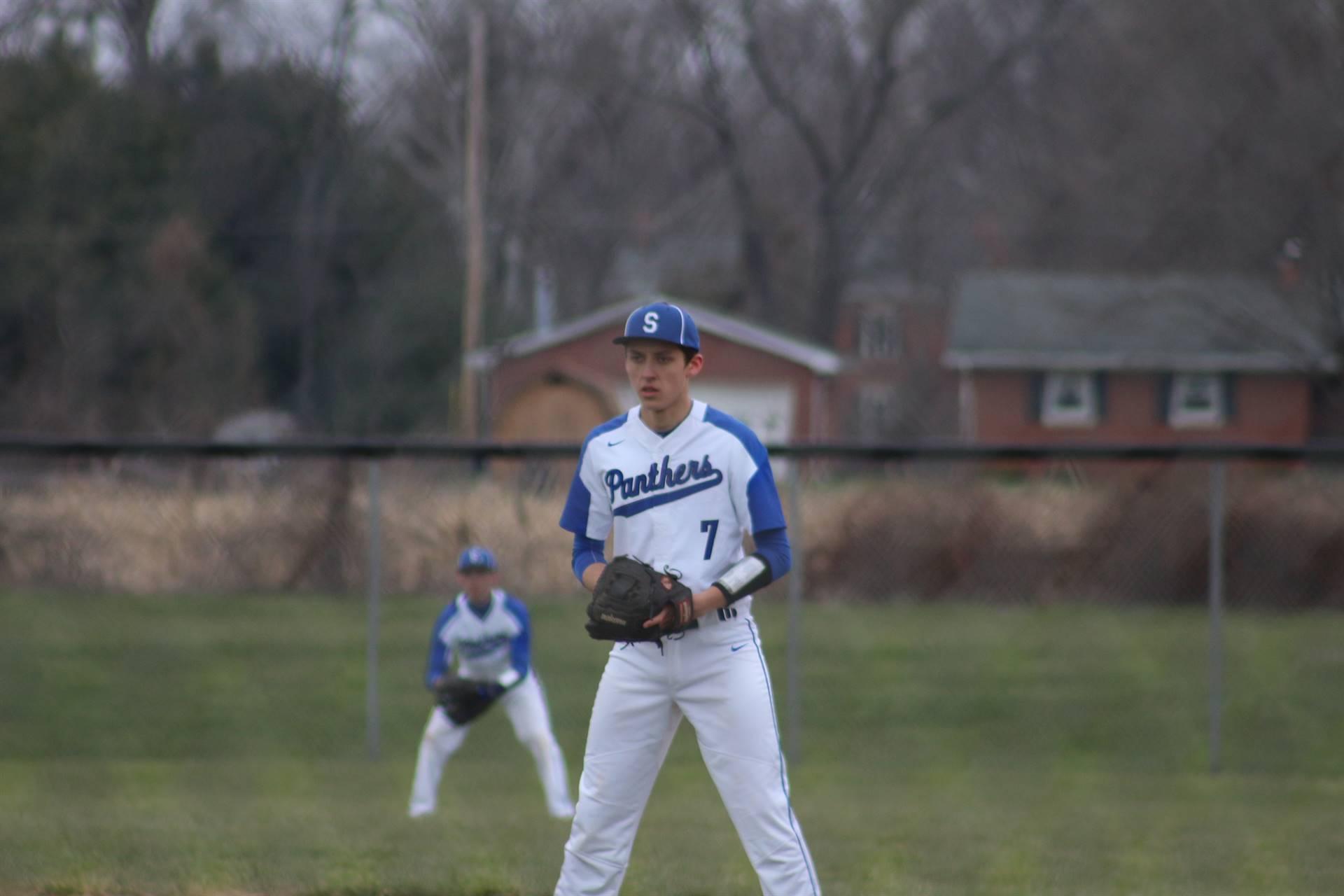 SE Baseball vs Zane Trace