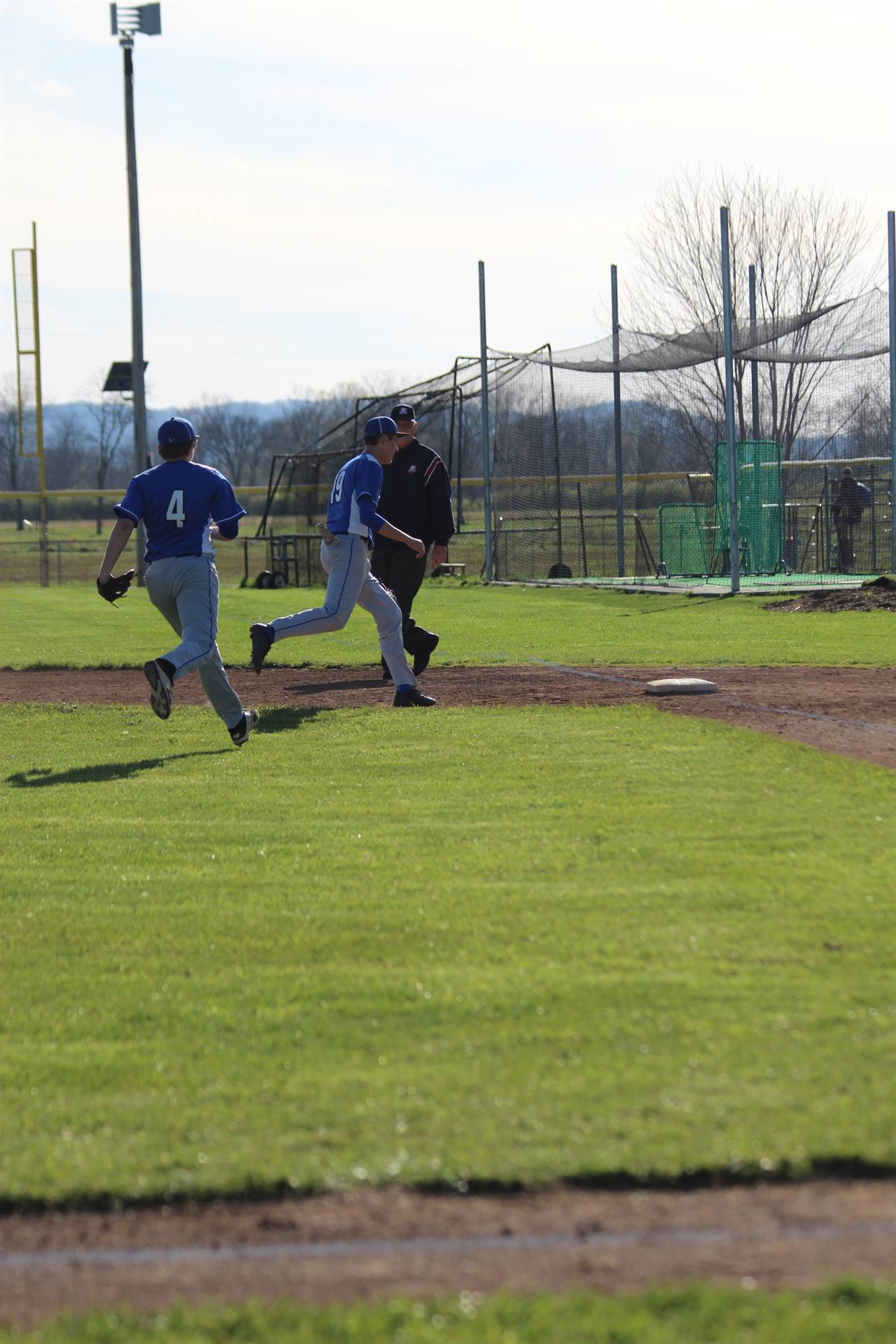 SE Baseball vs Paint Valley