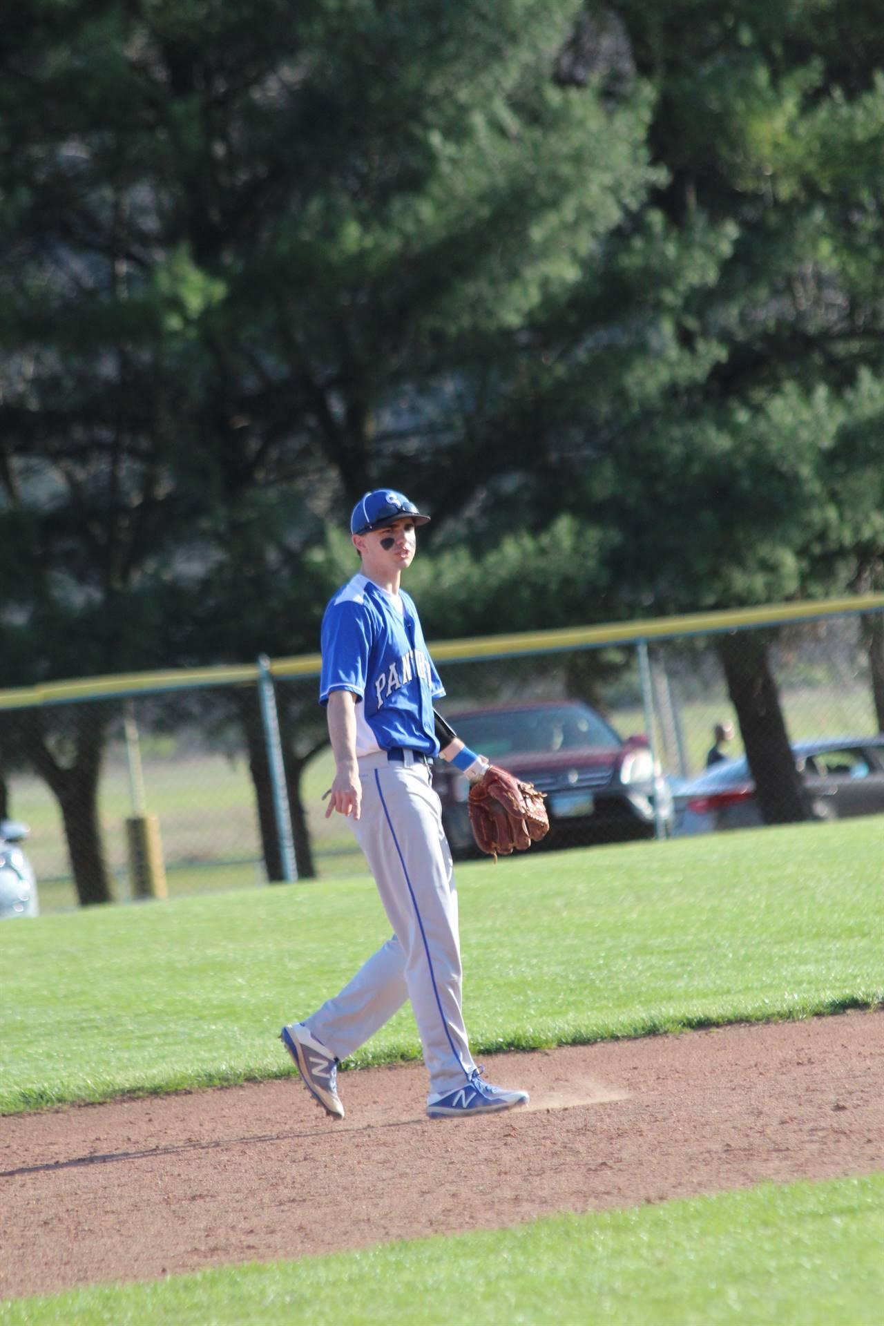 SE Baseball vs Paint Valley
