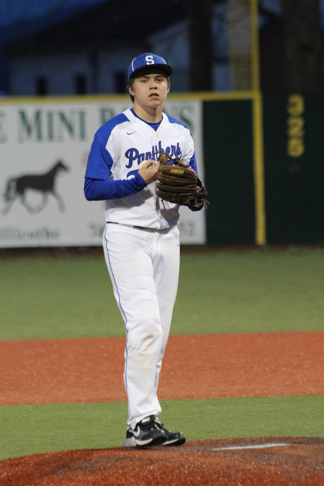 SE Baseball vs Piketon