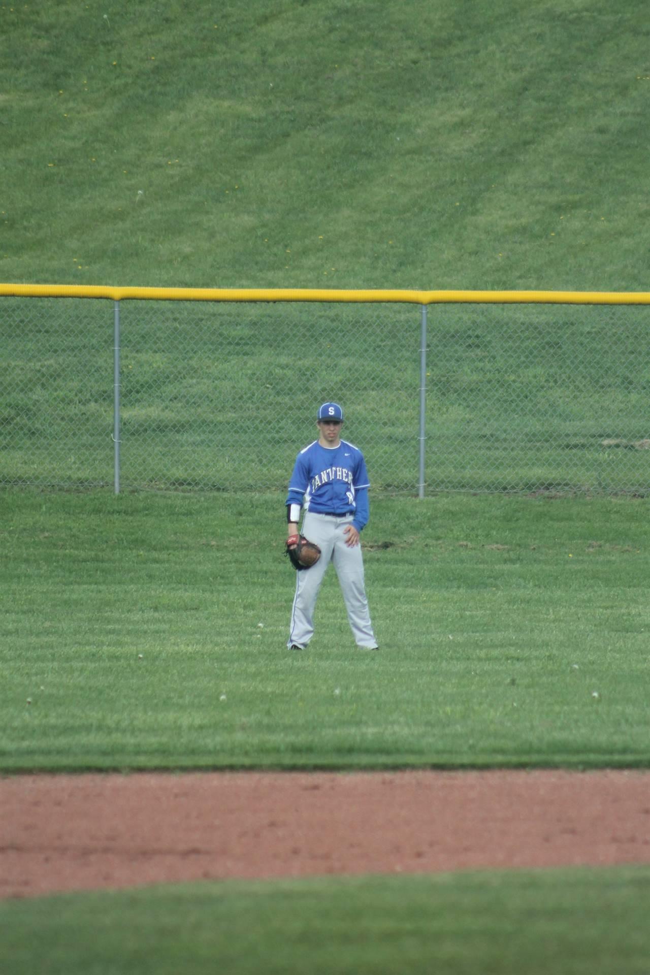 SE JV Baseball vs Zane Trace
