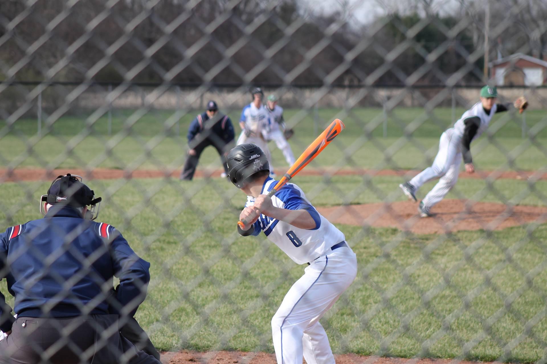 SE Baseball vs Huntington