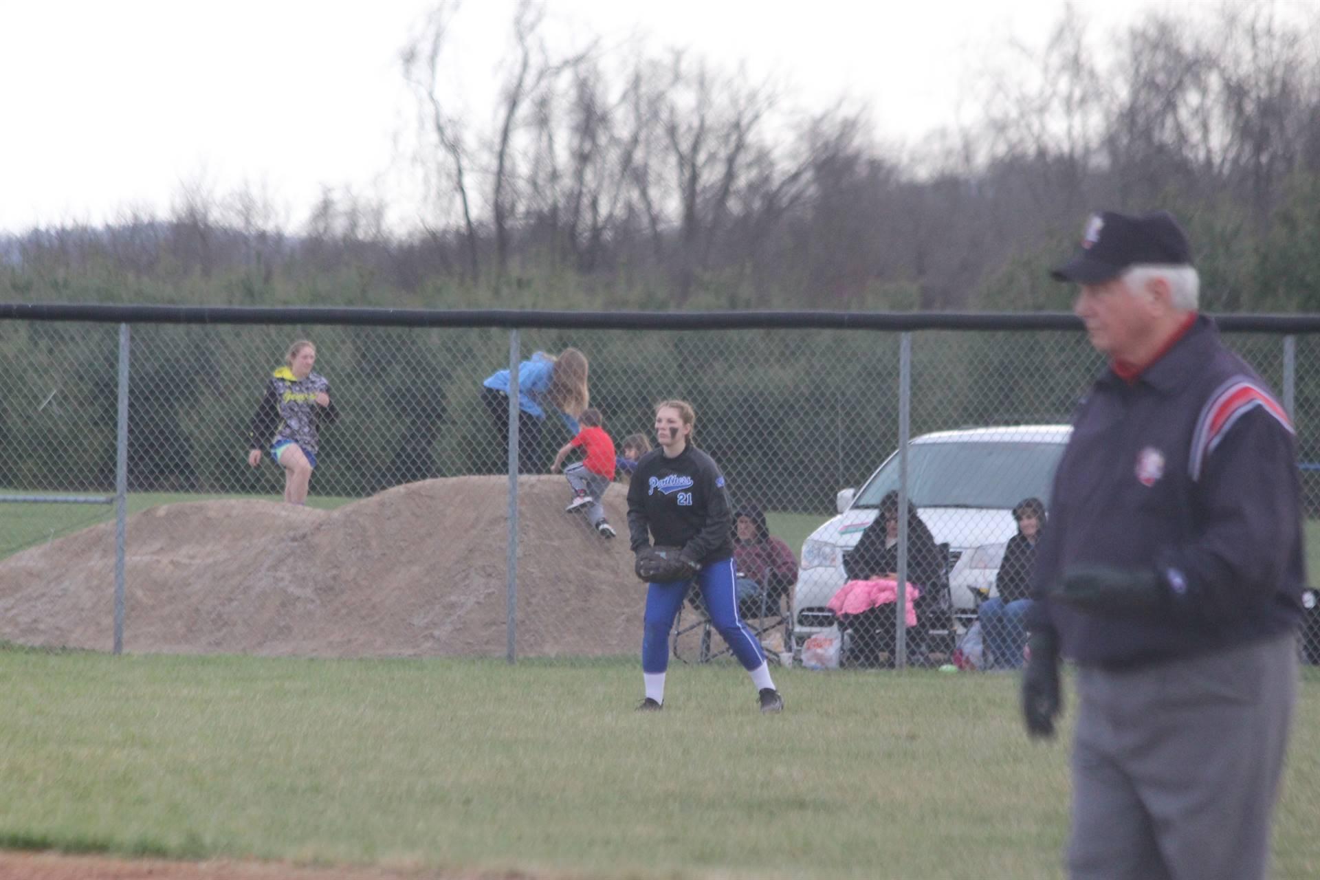 SE Softball vs Huntington