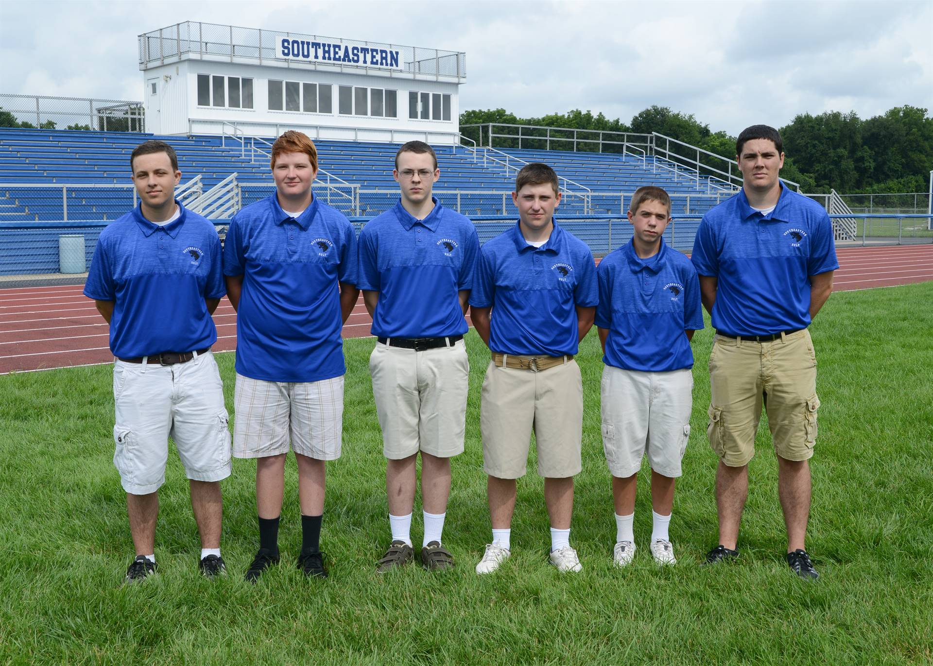 HIgh School Golf Team