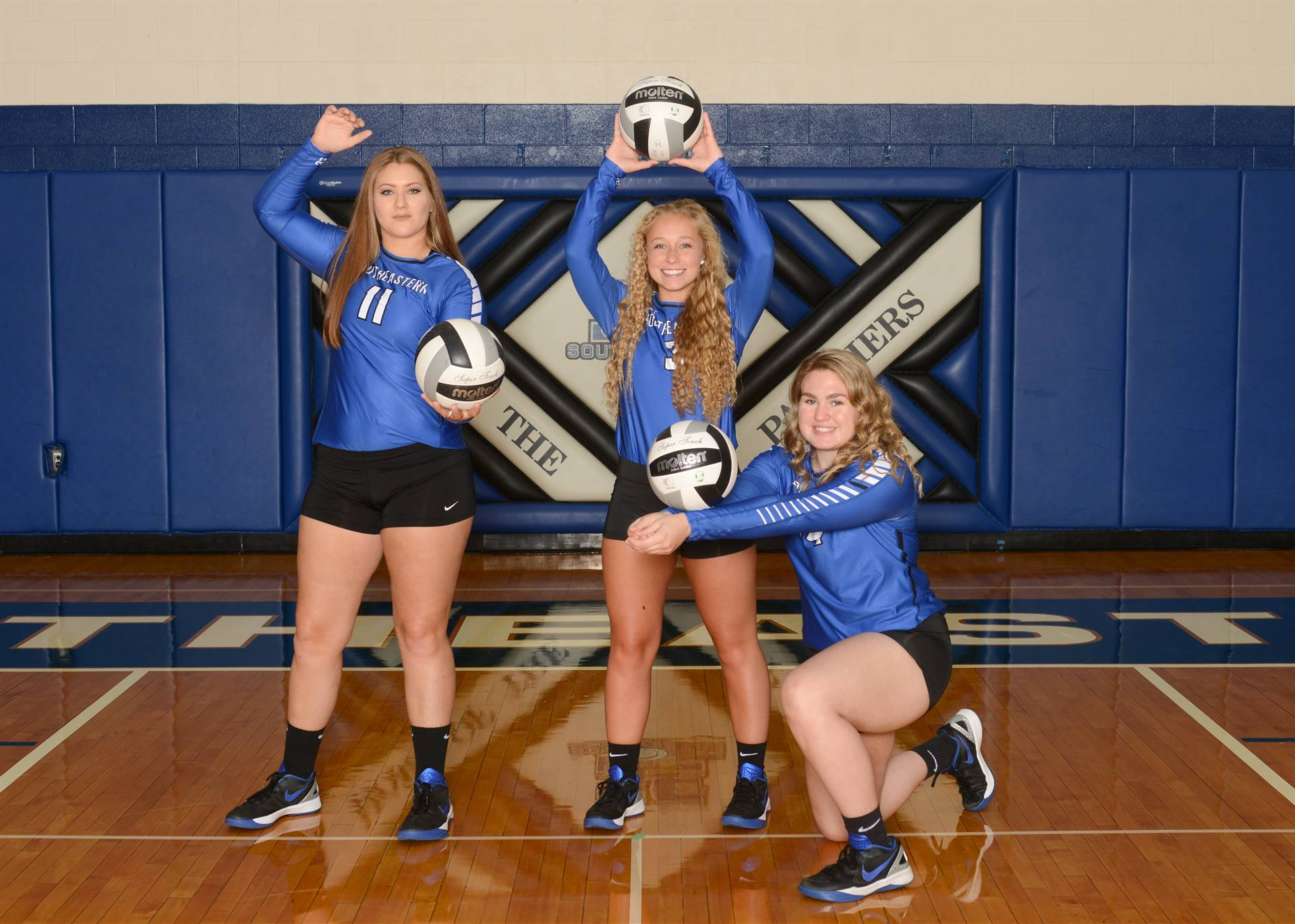 Volleyball Captains