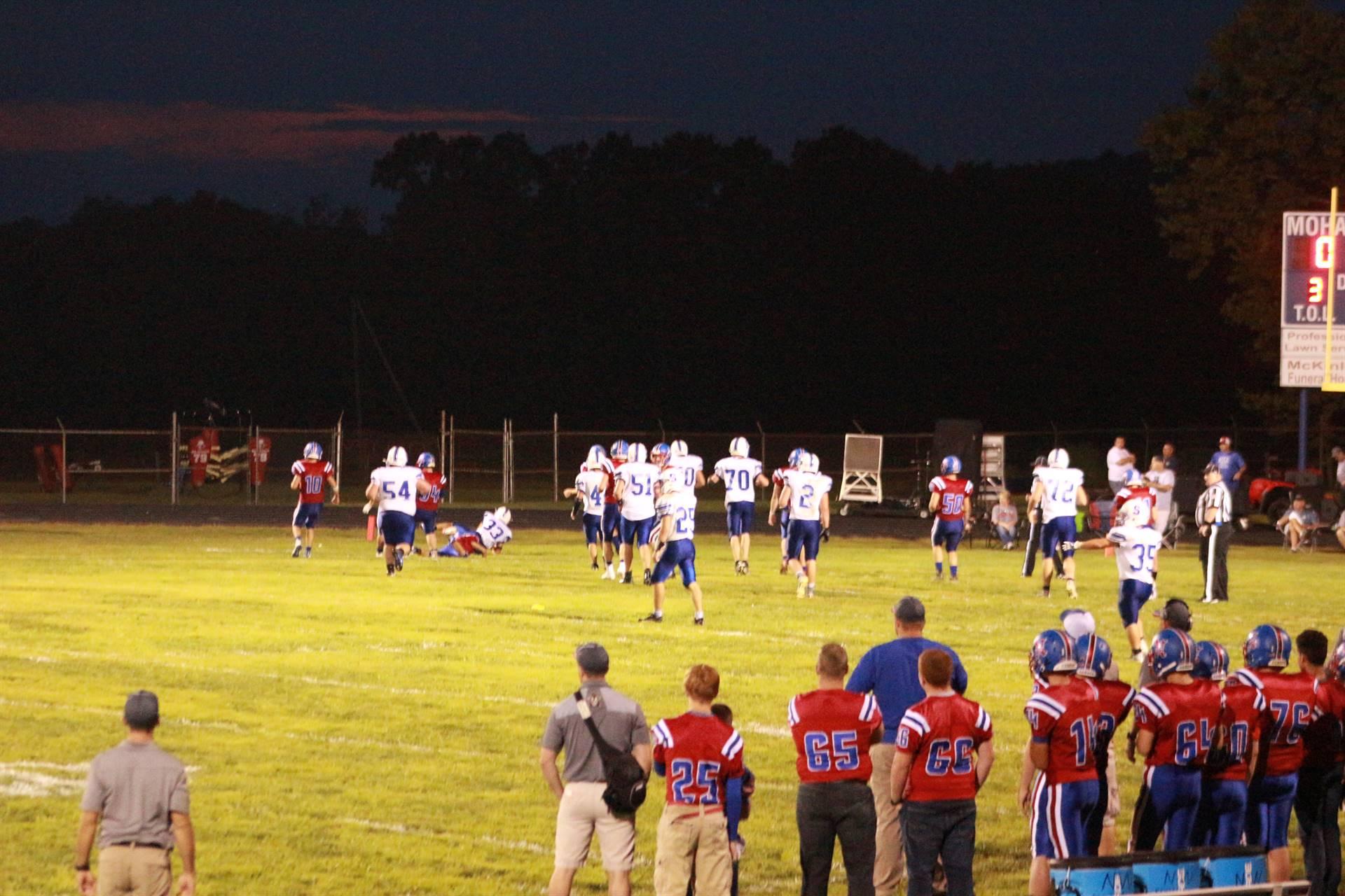 SE Football vs Northwest