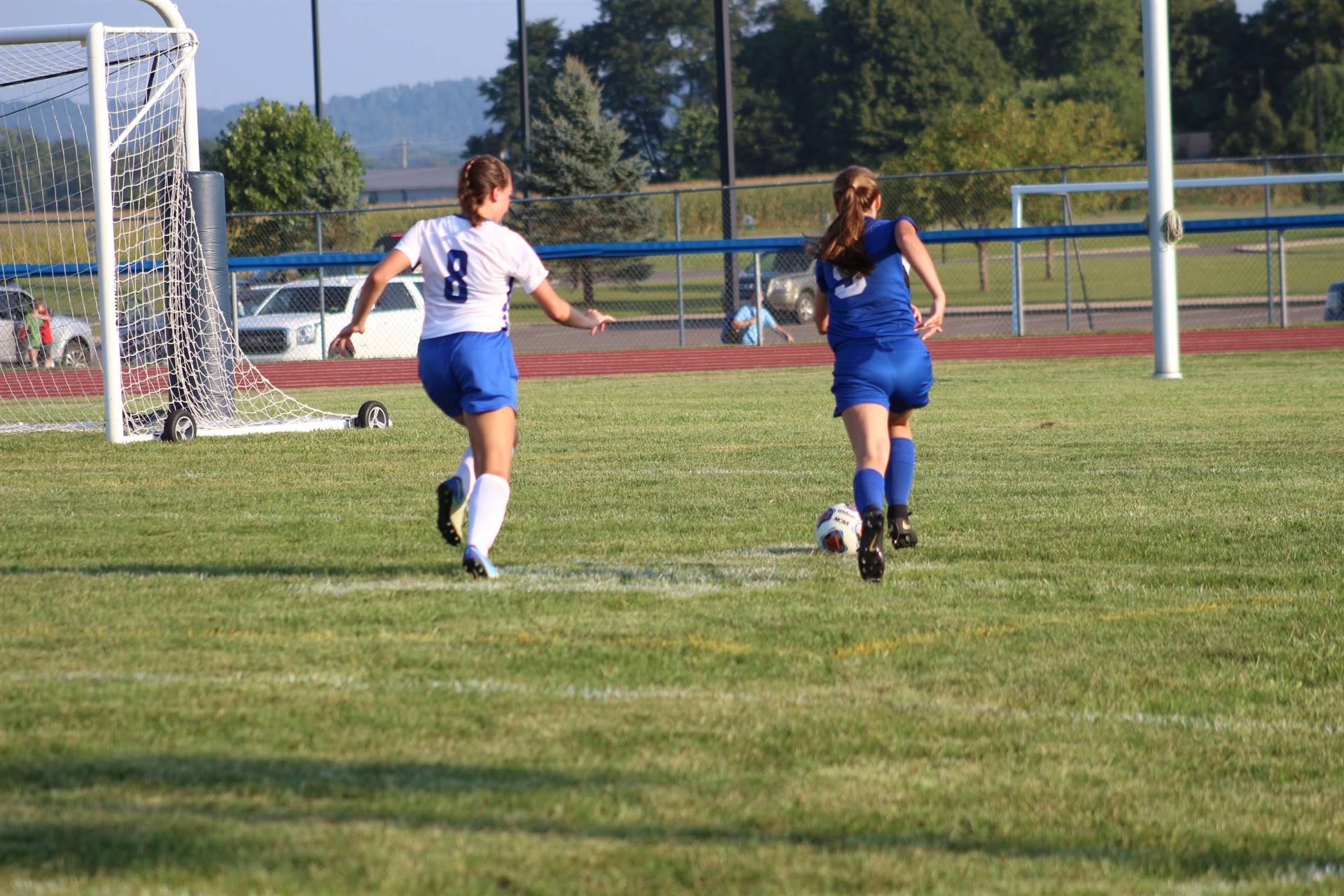 Girls Soccer vs Galia Academy