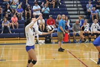 SE Volleyball vs Adena