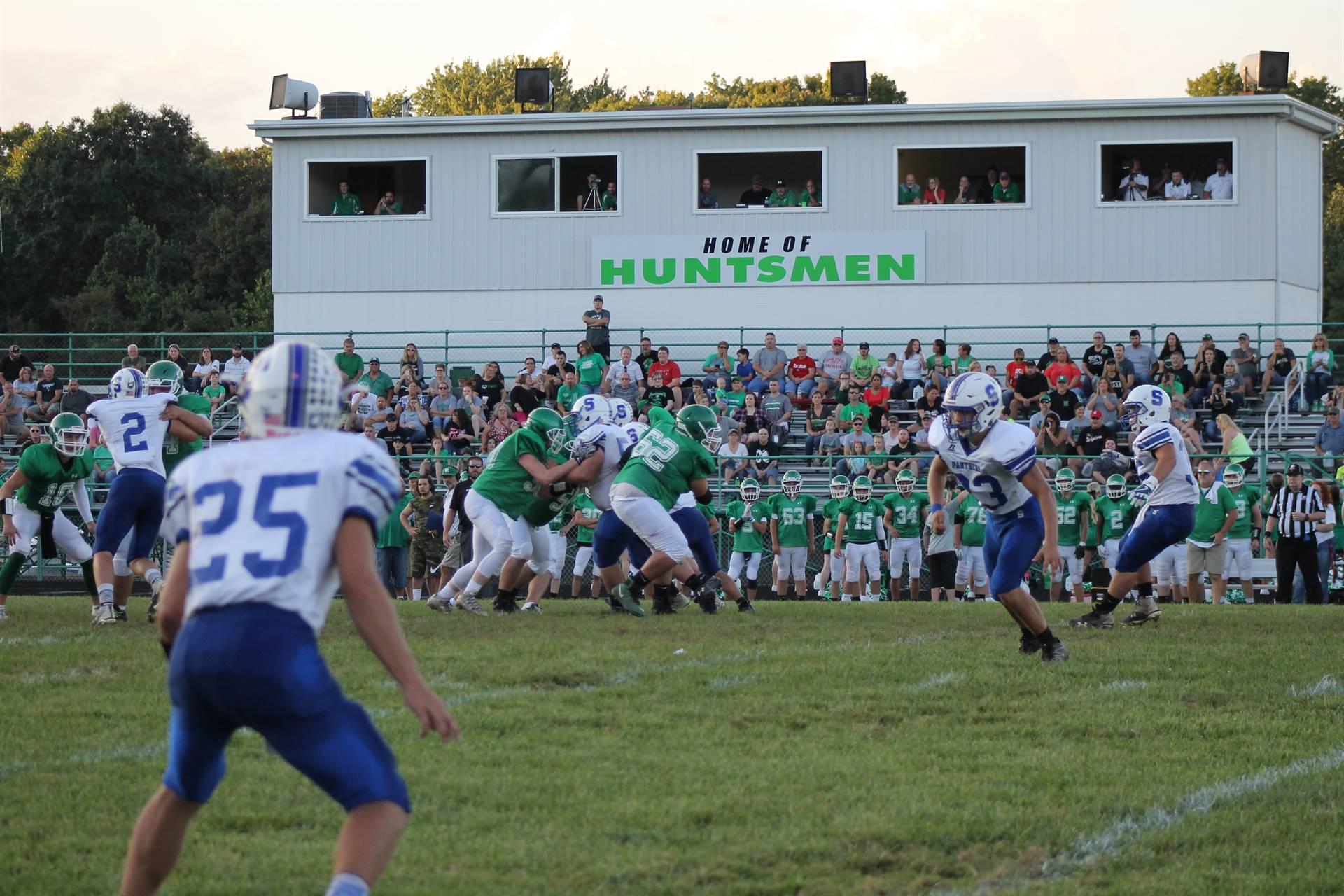 Varsity Football vs Huntington