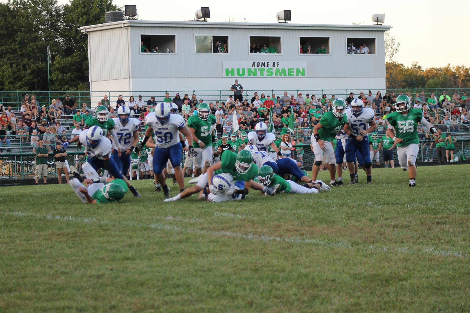 Varsity Football vs Huntington