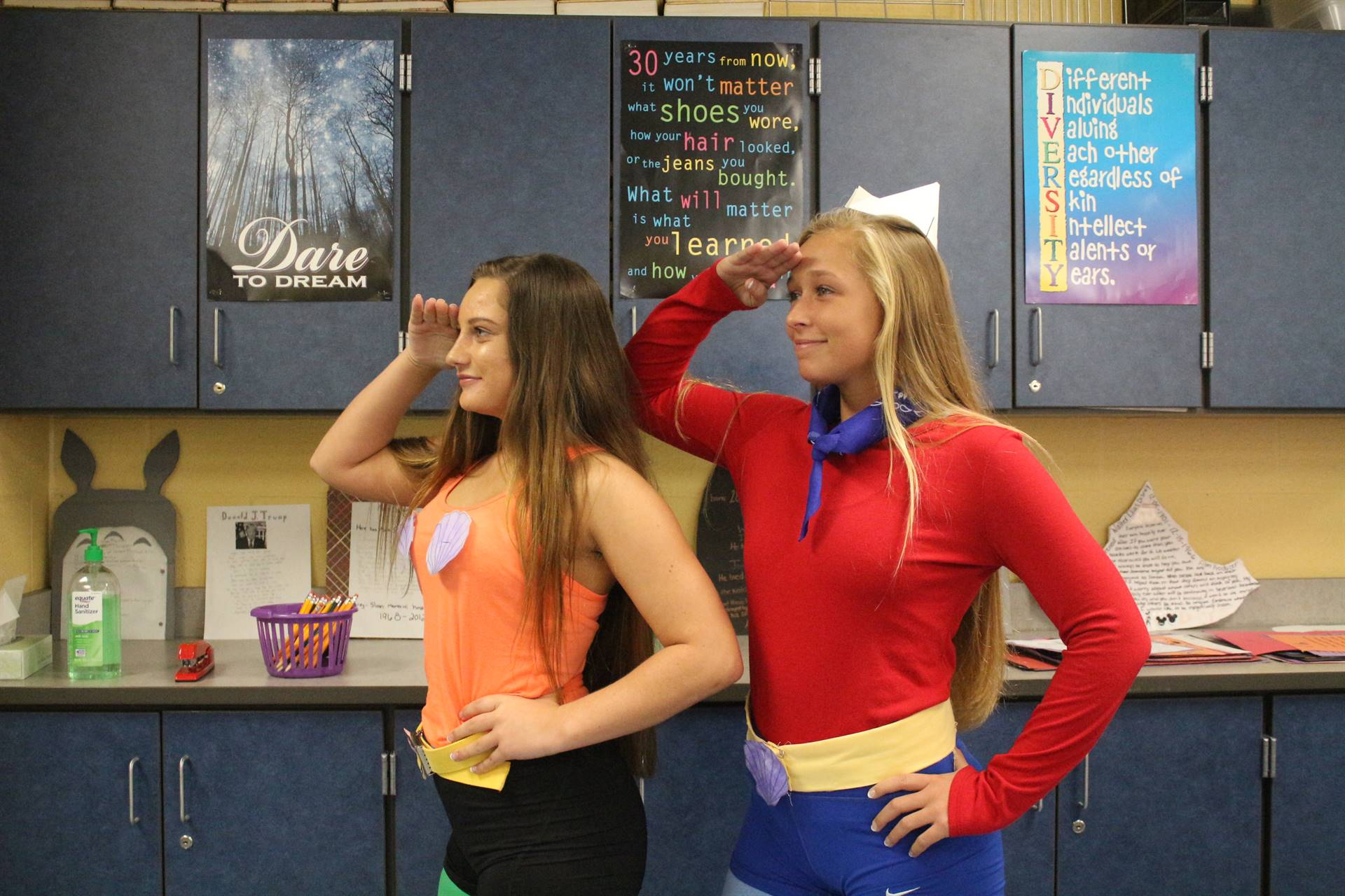 TV Character Day