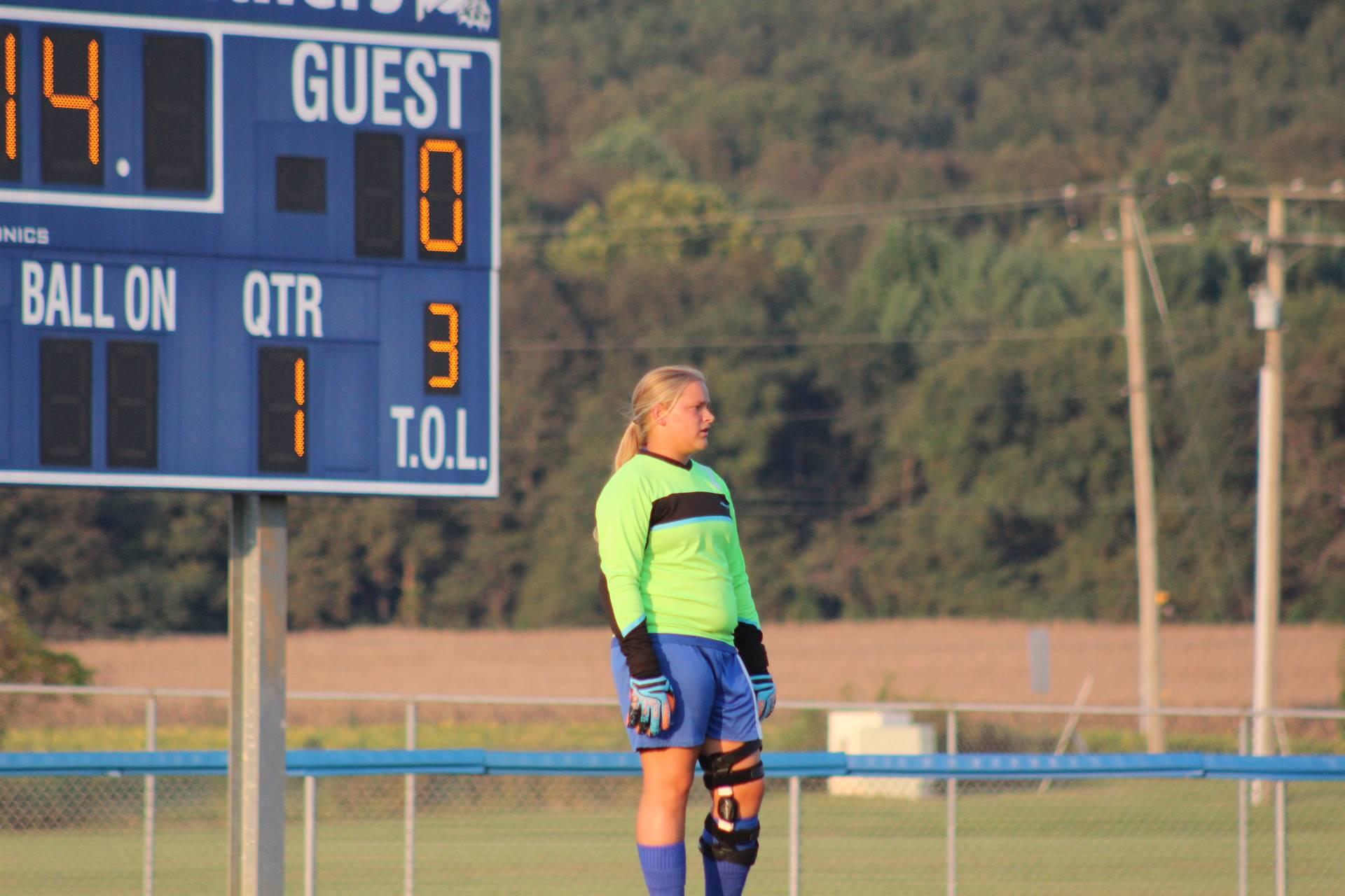 Girls Soccer vs Piketon