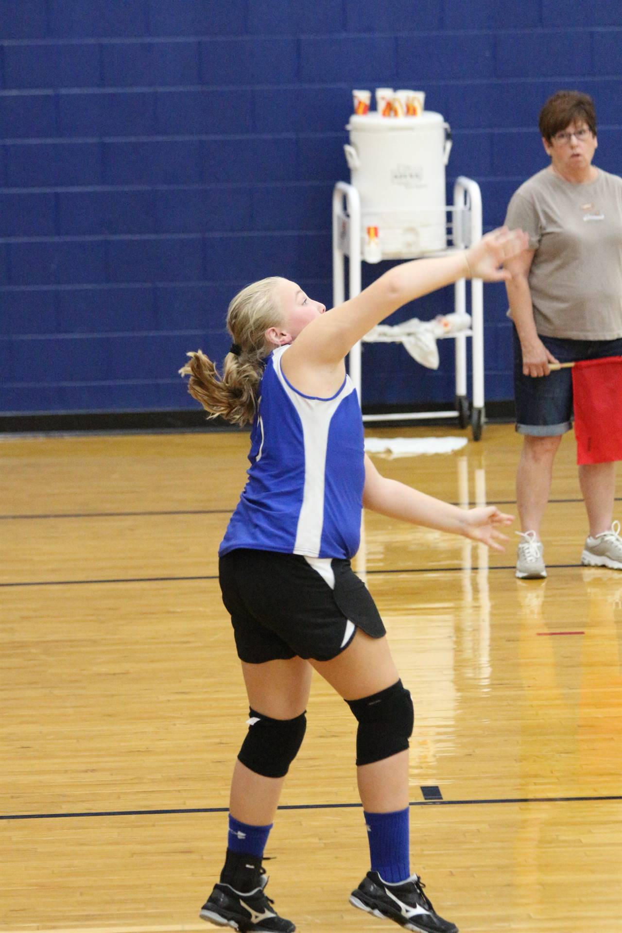 JH Volleyball vs Huntington