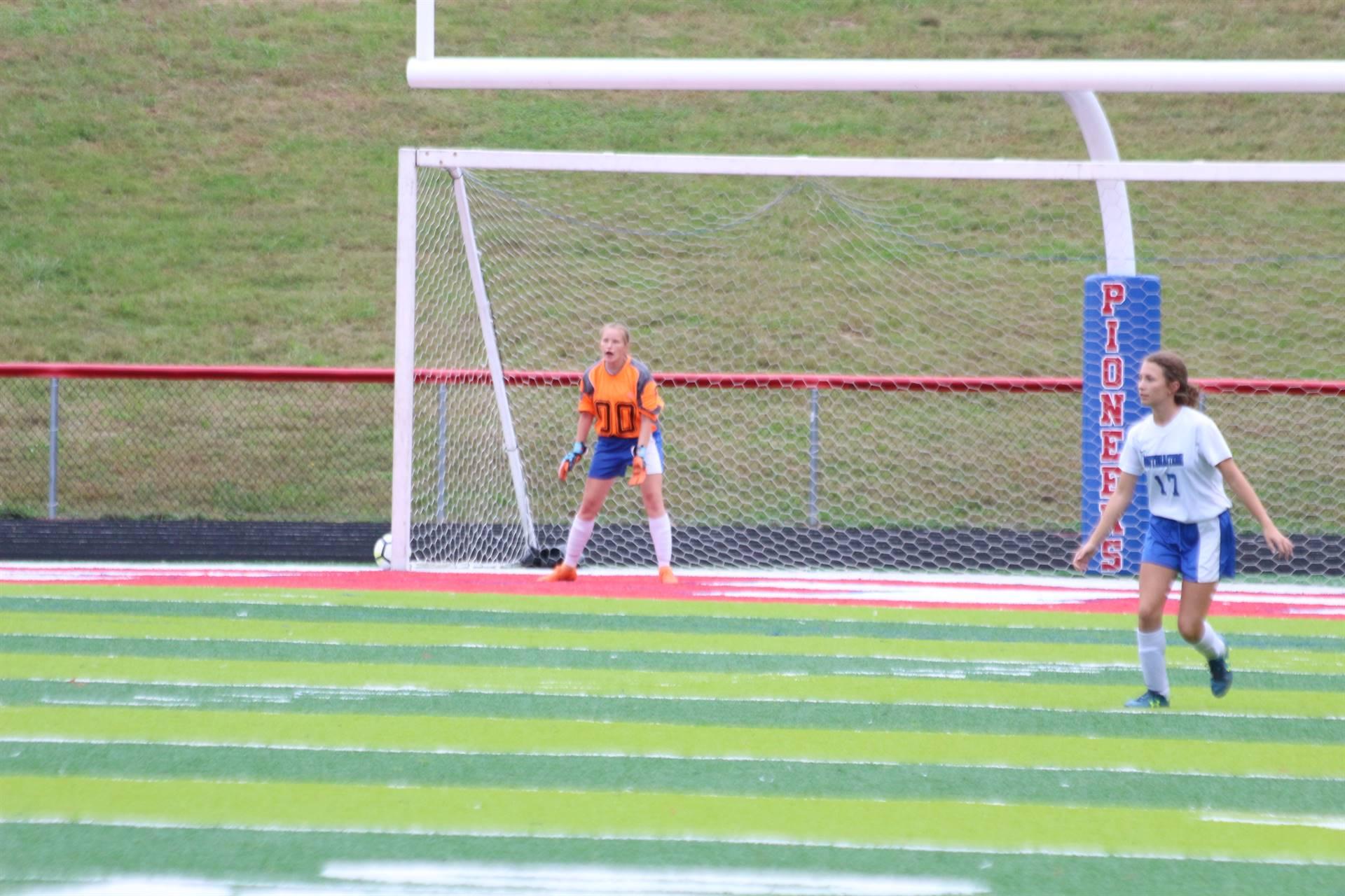 SE JV Soccer VS Zane Trace