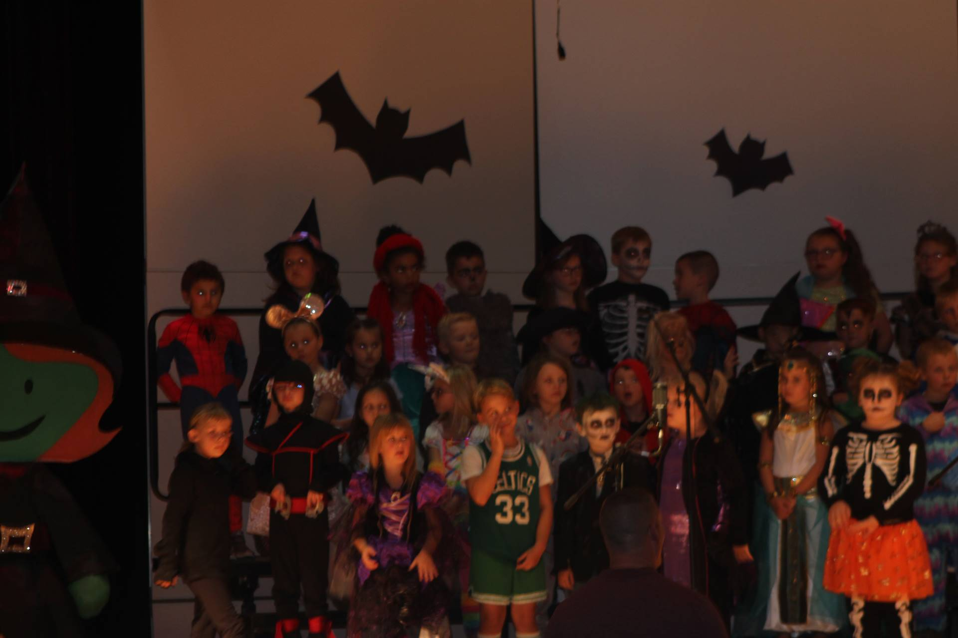 Hallowen Program