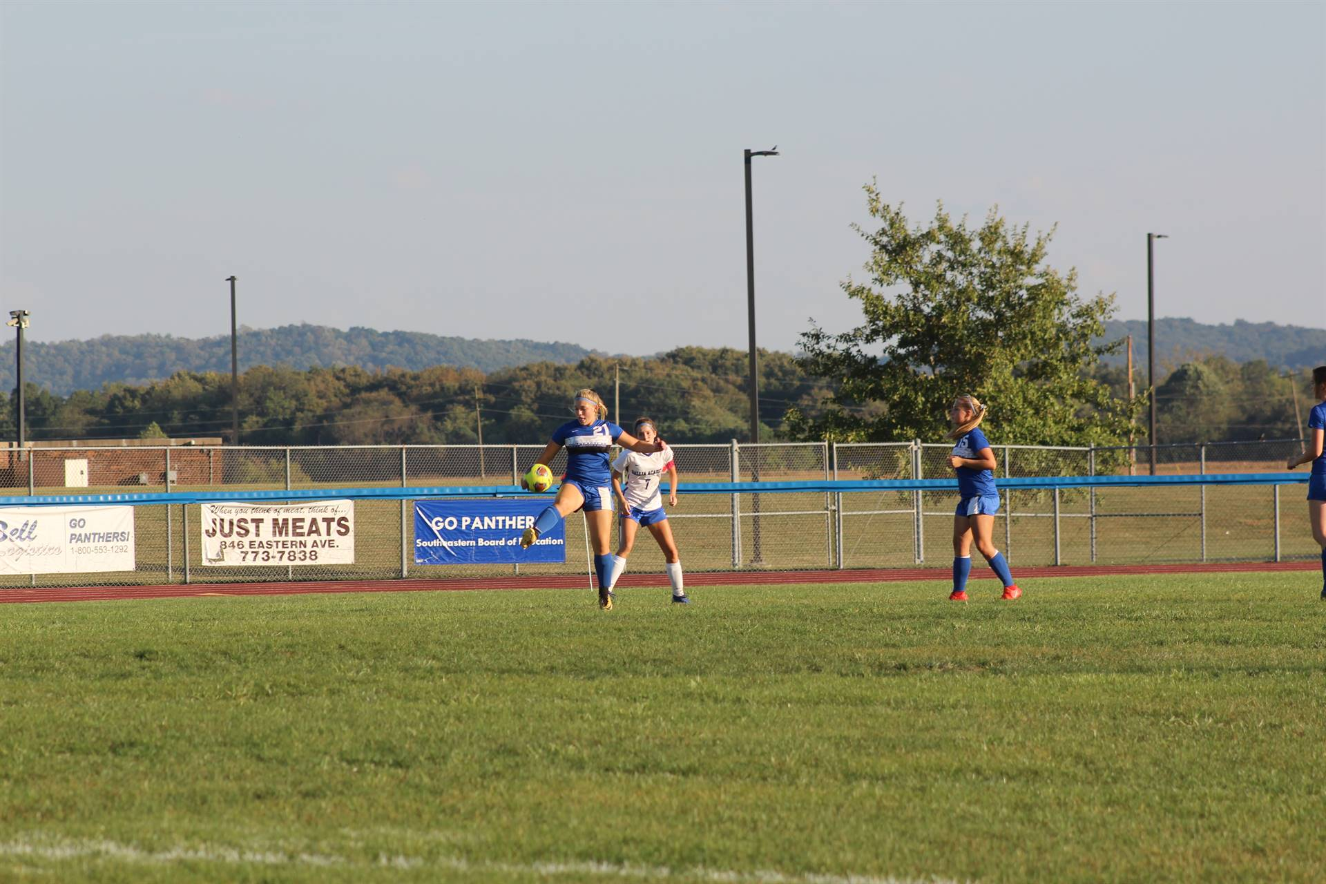 Se Girls Soccer vs GalliaSe Girls Soccer vs Gallia