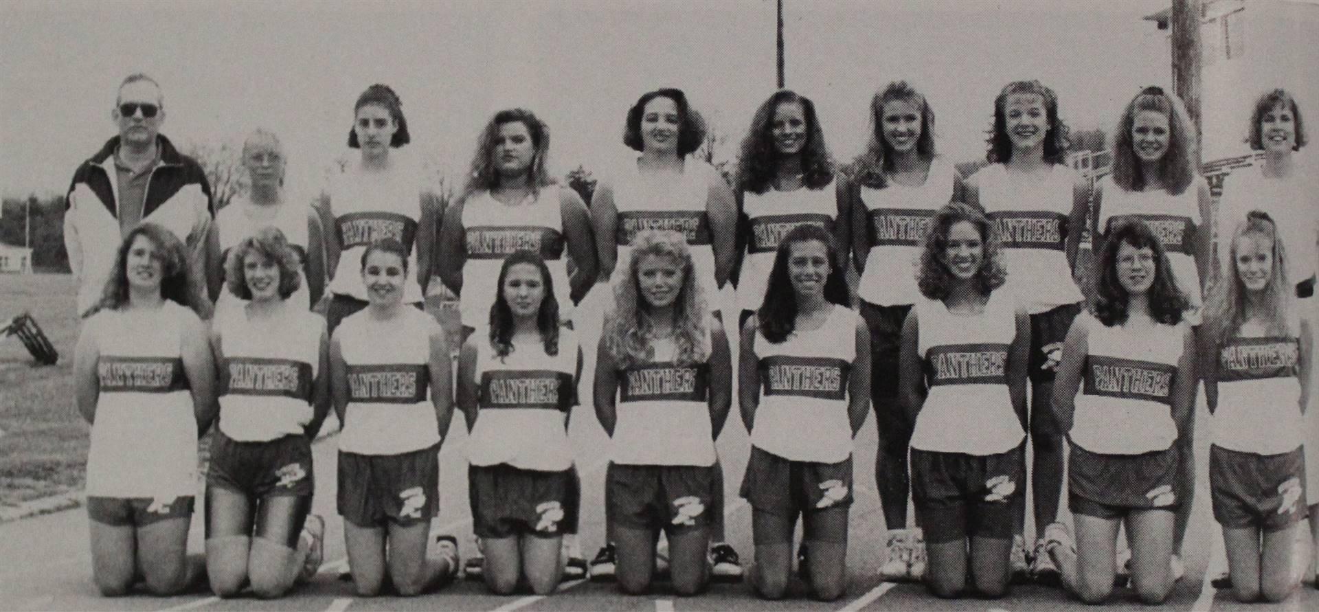 1994 Girls Track