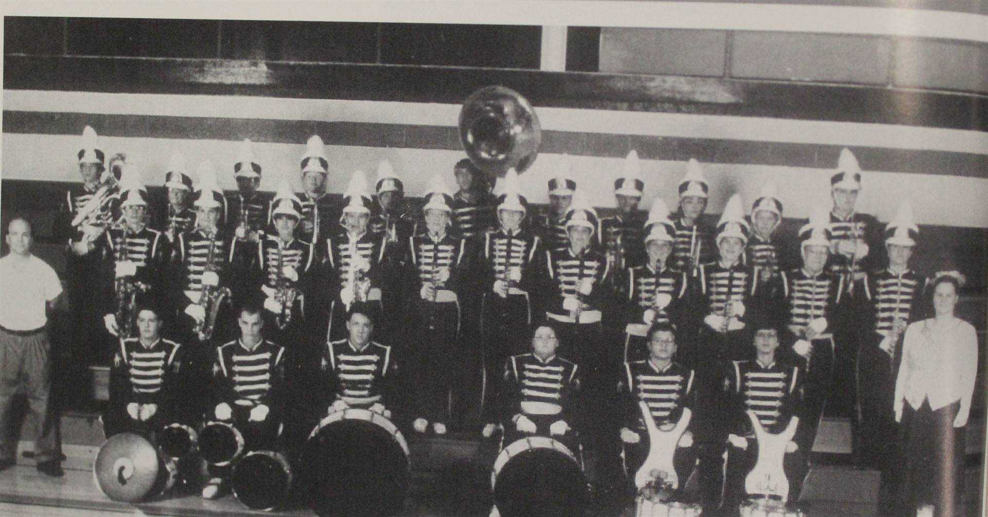 1994 Marching Band