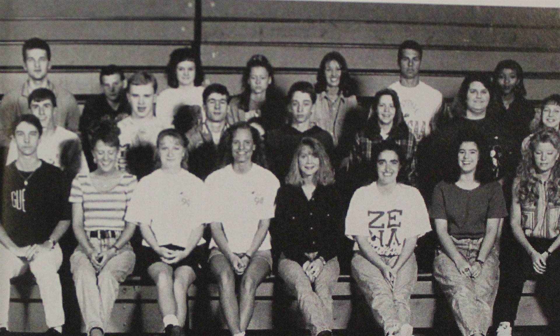 1994 Student Council