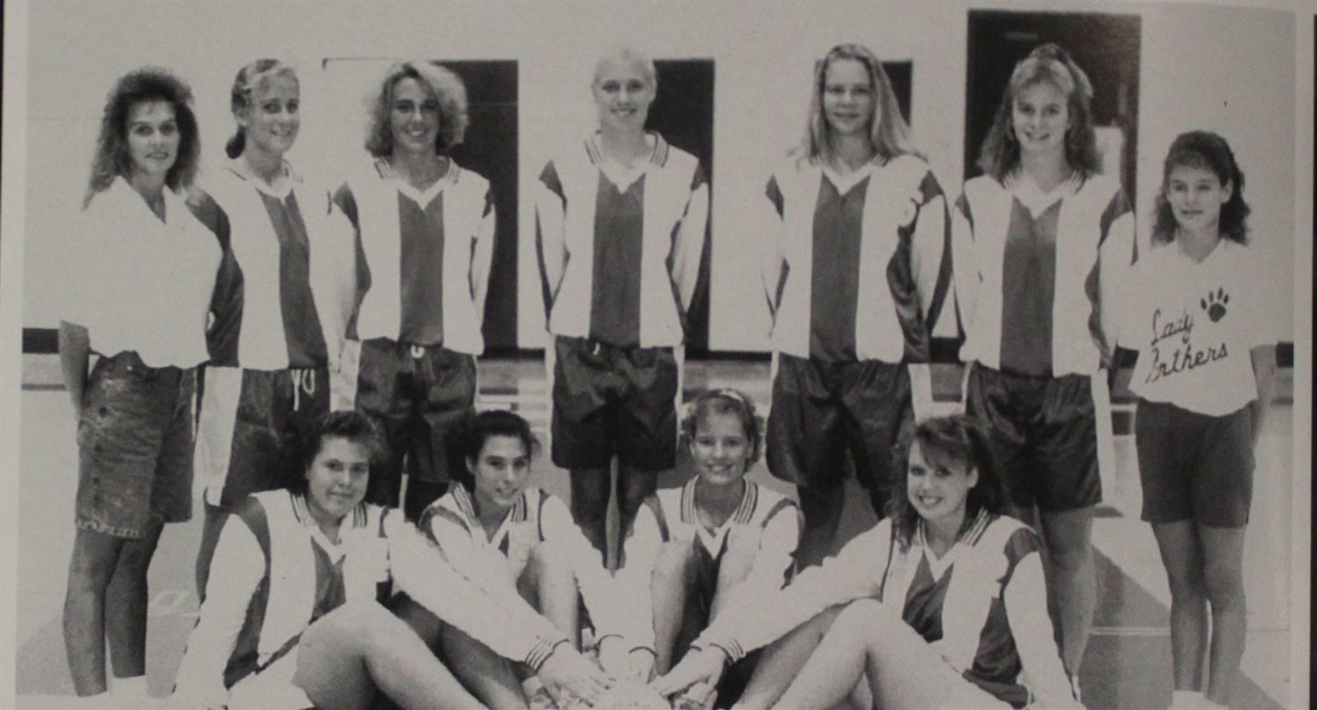 1994 Varsity Volleyball