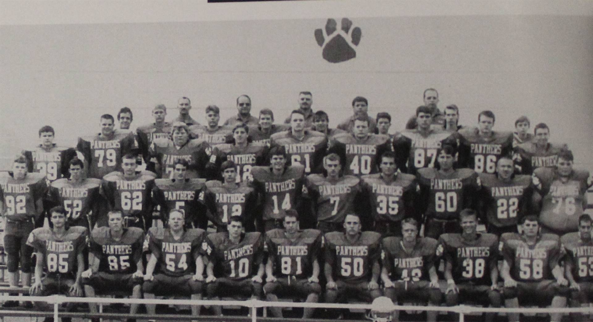 1994 Varsity Football