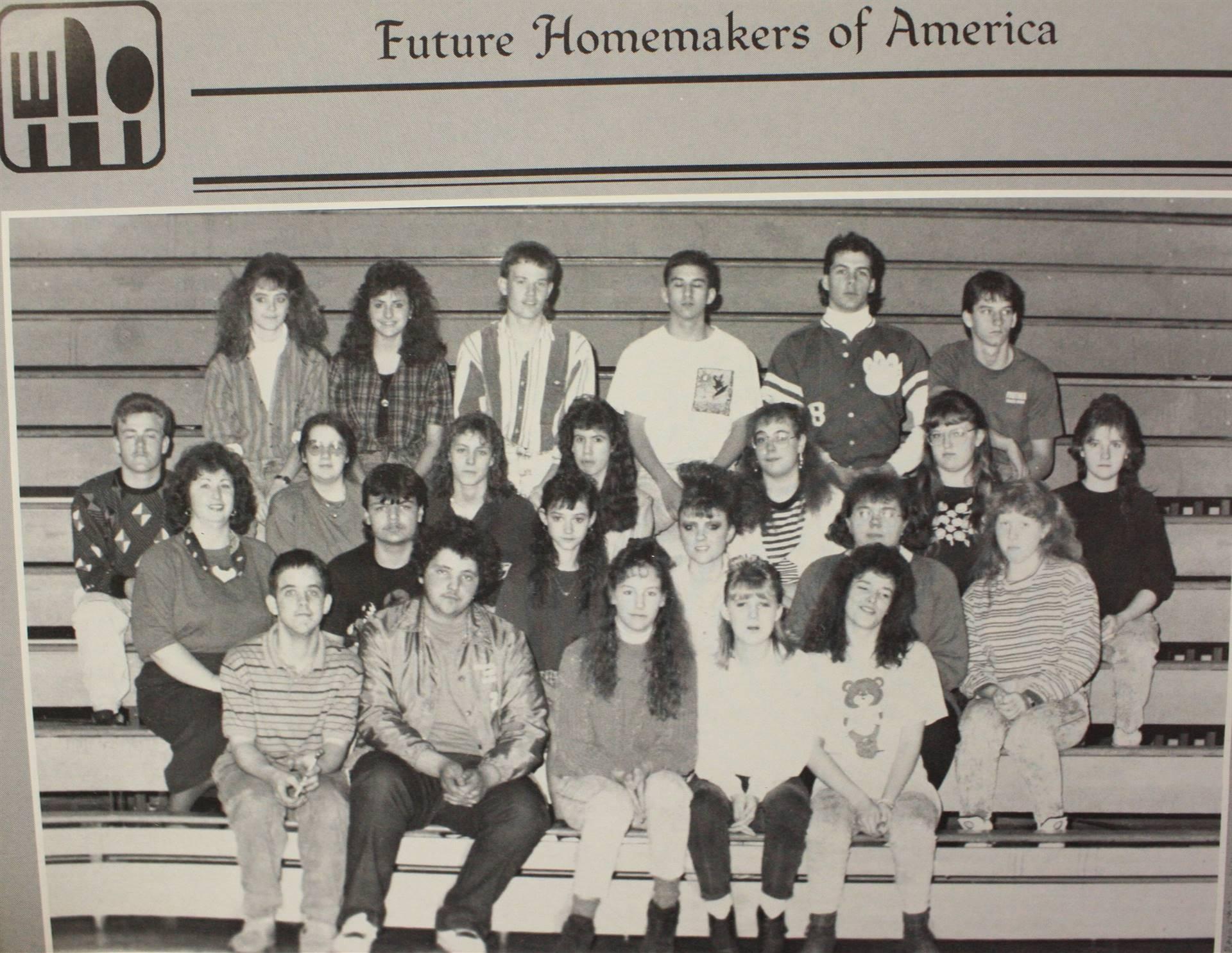 1991 Future Homemakers of America