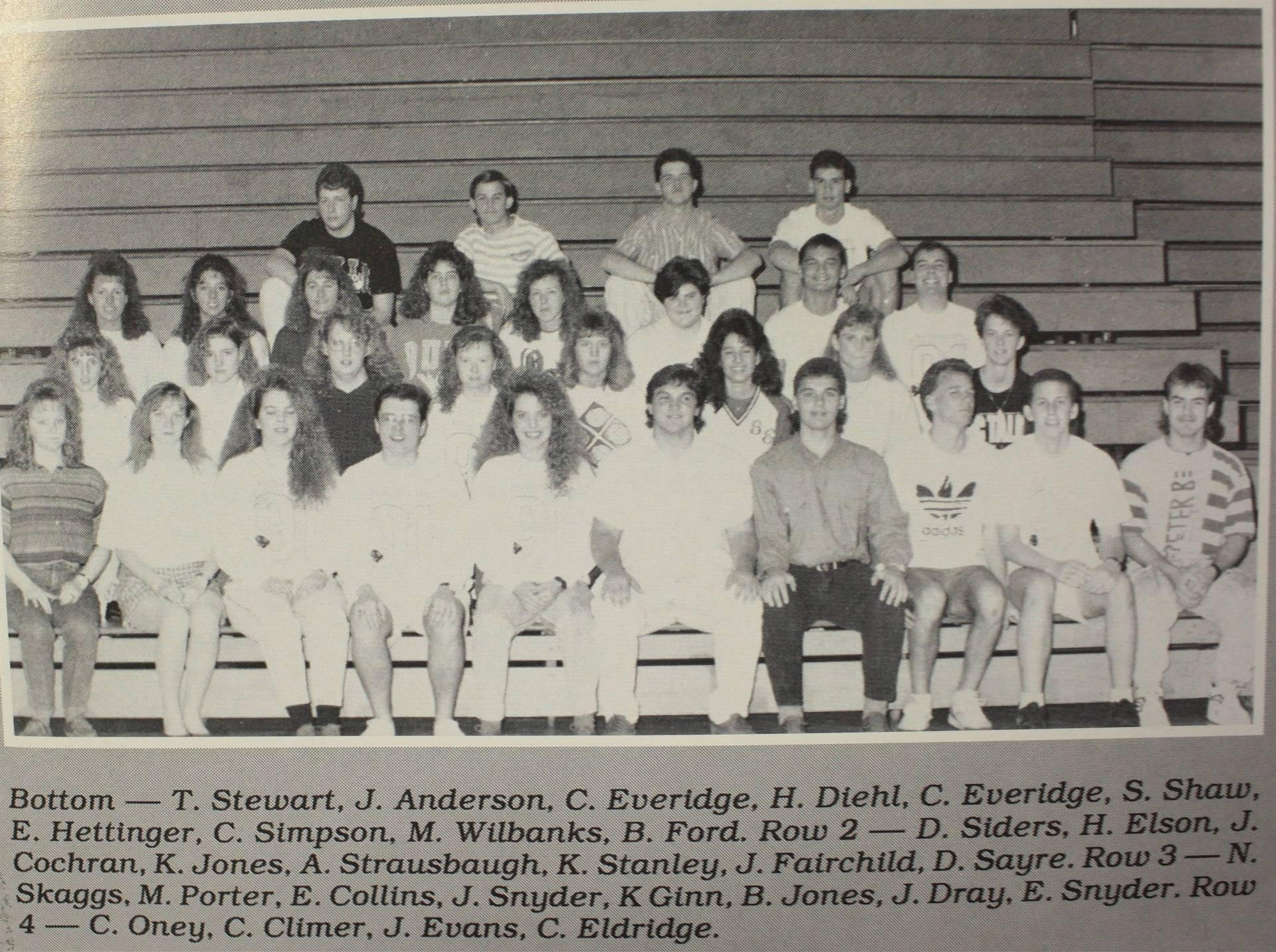 1991 Future Teacher of America