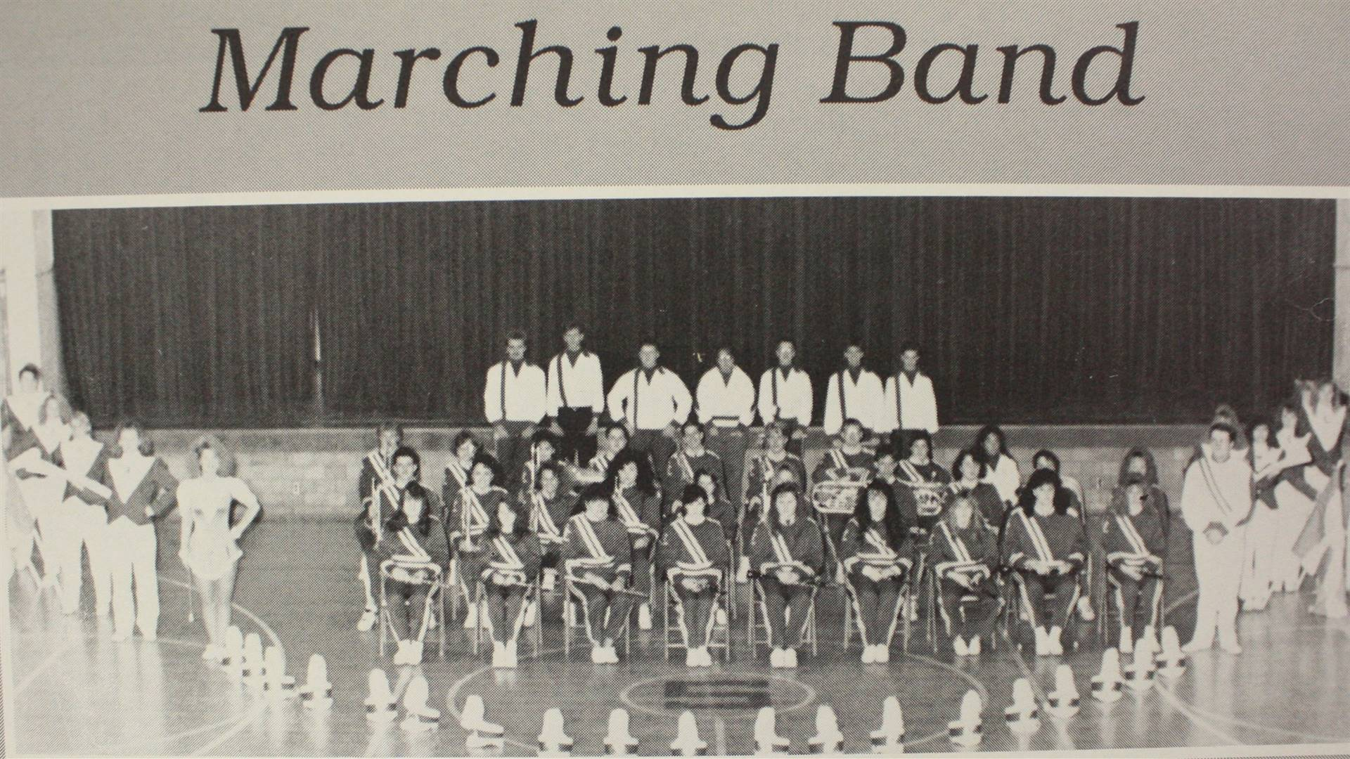 1991 Marching Band