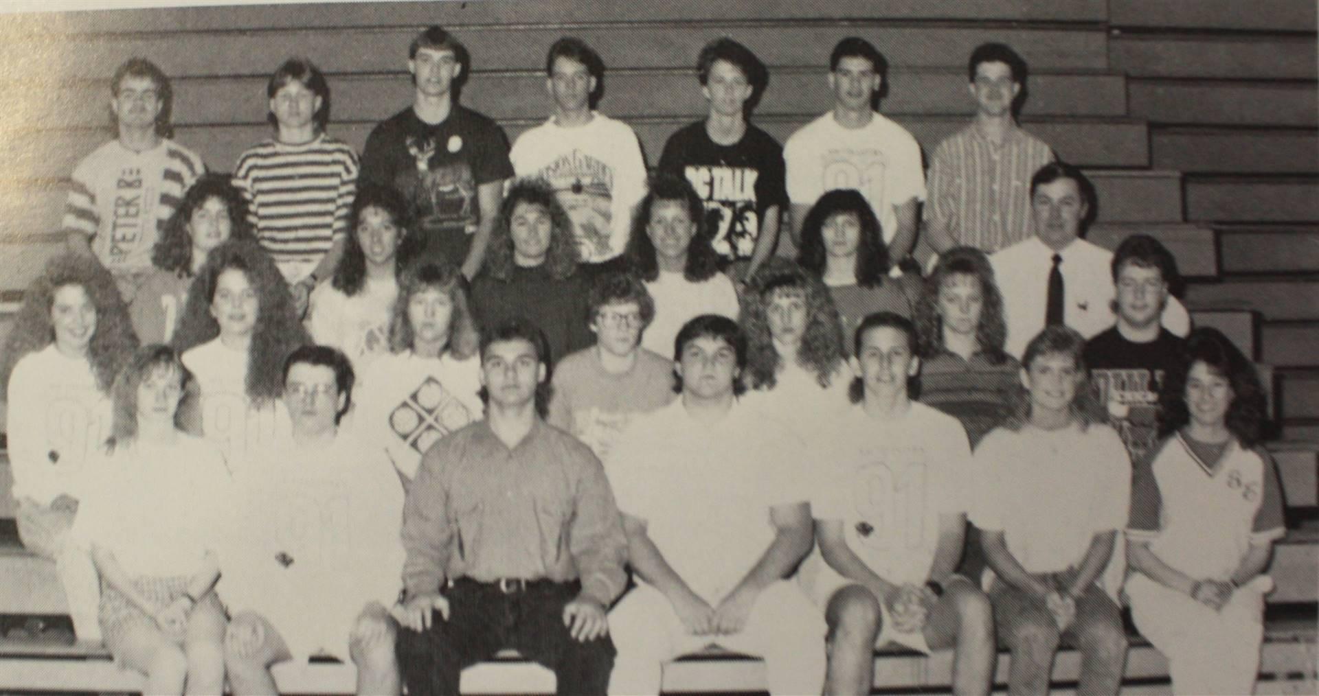 1991 National Honor Society