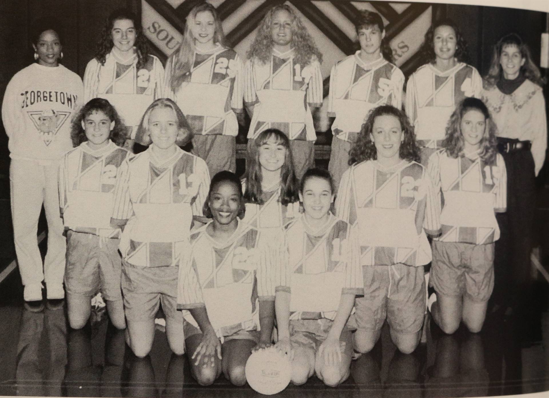 1996 Volleyball