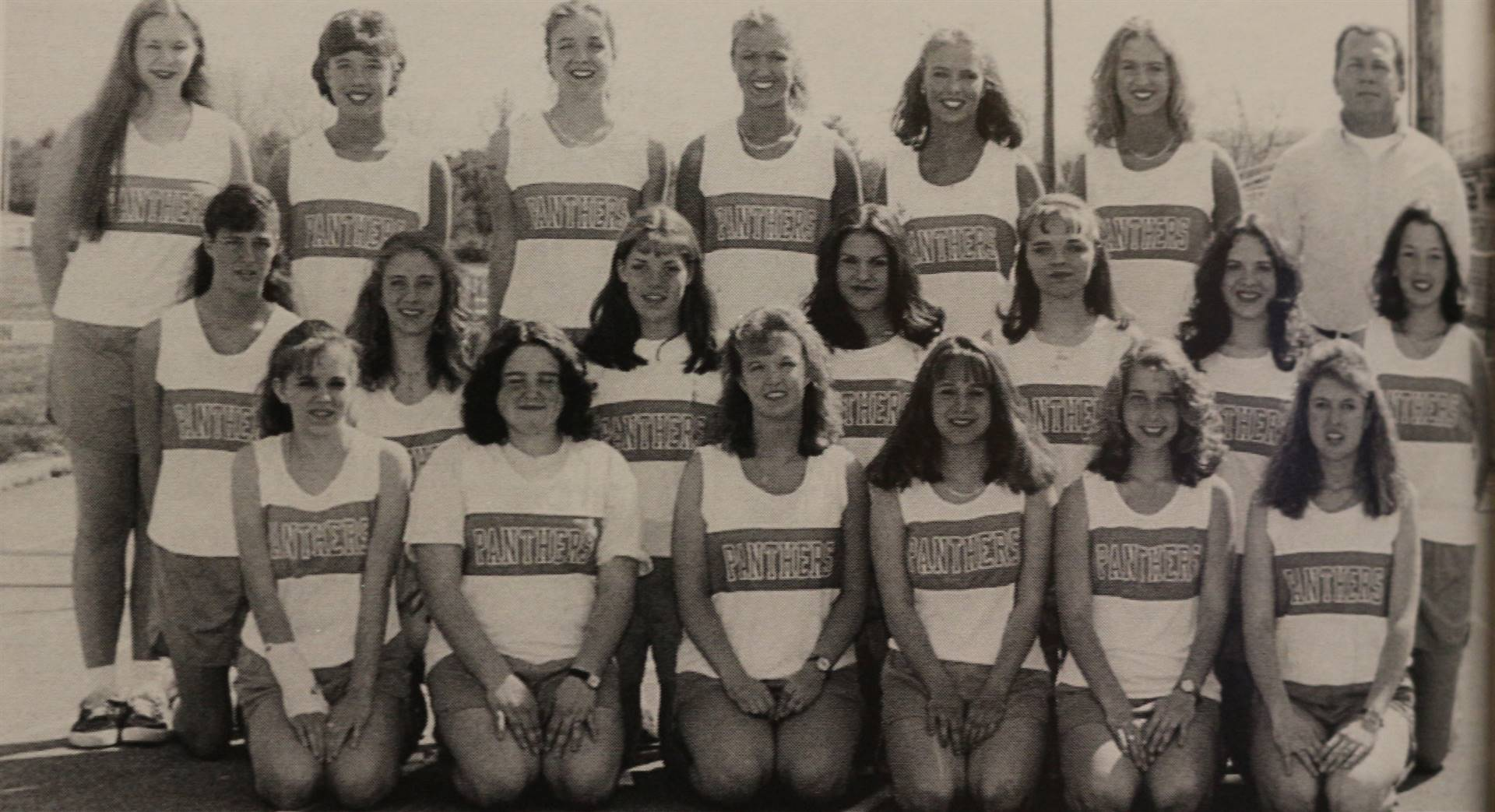 1996 Girls Track