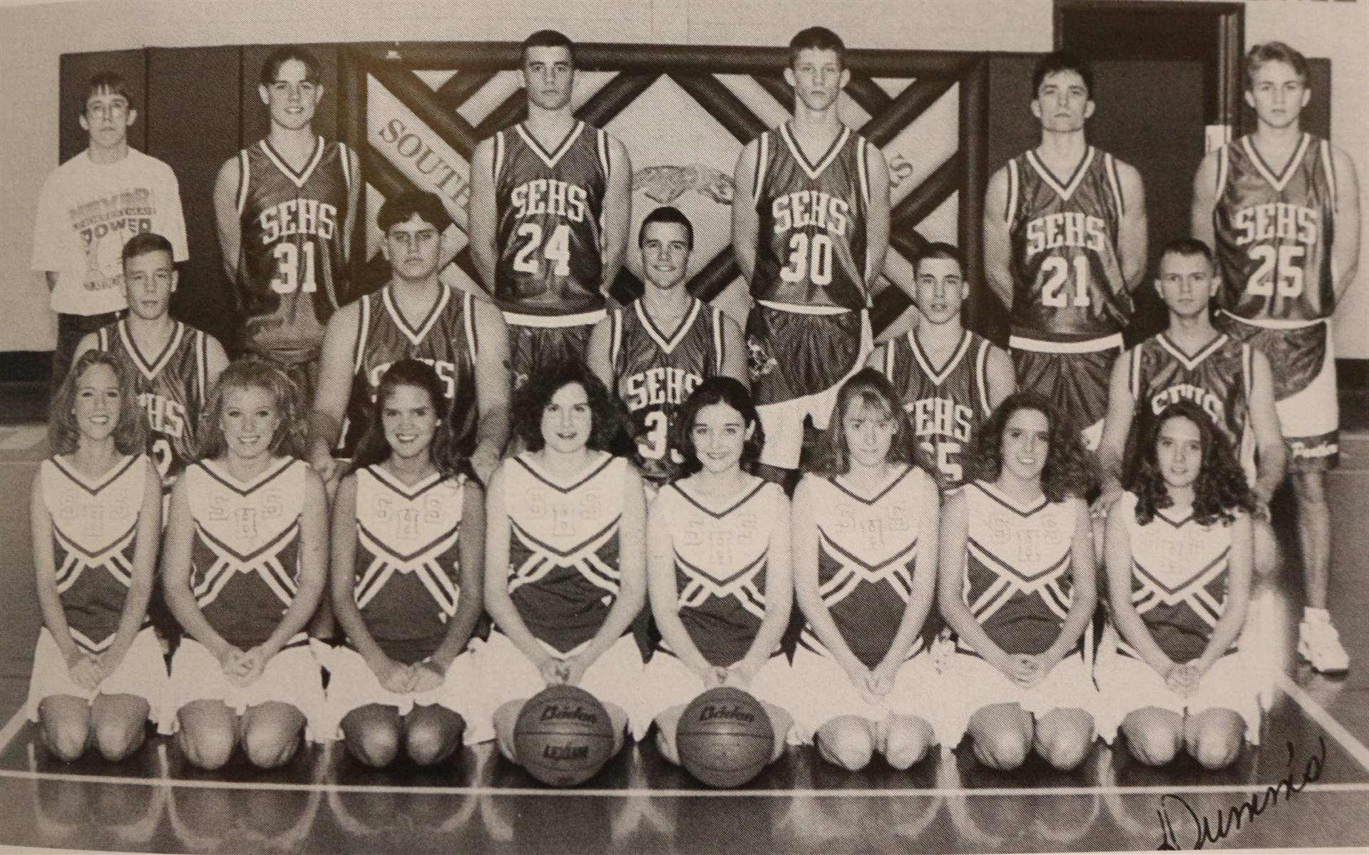 1996 Basketball