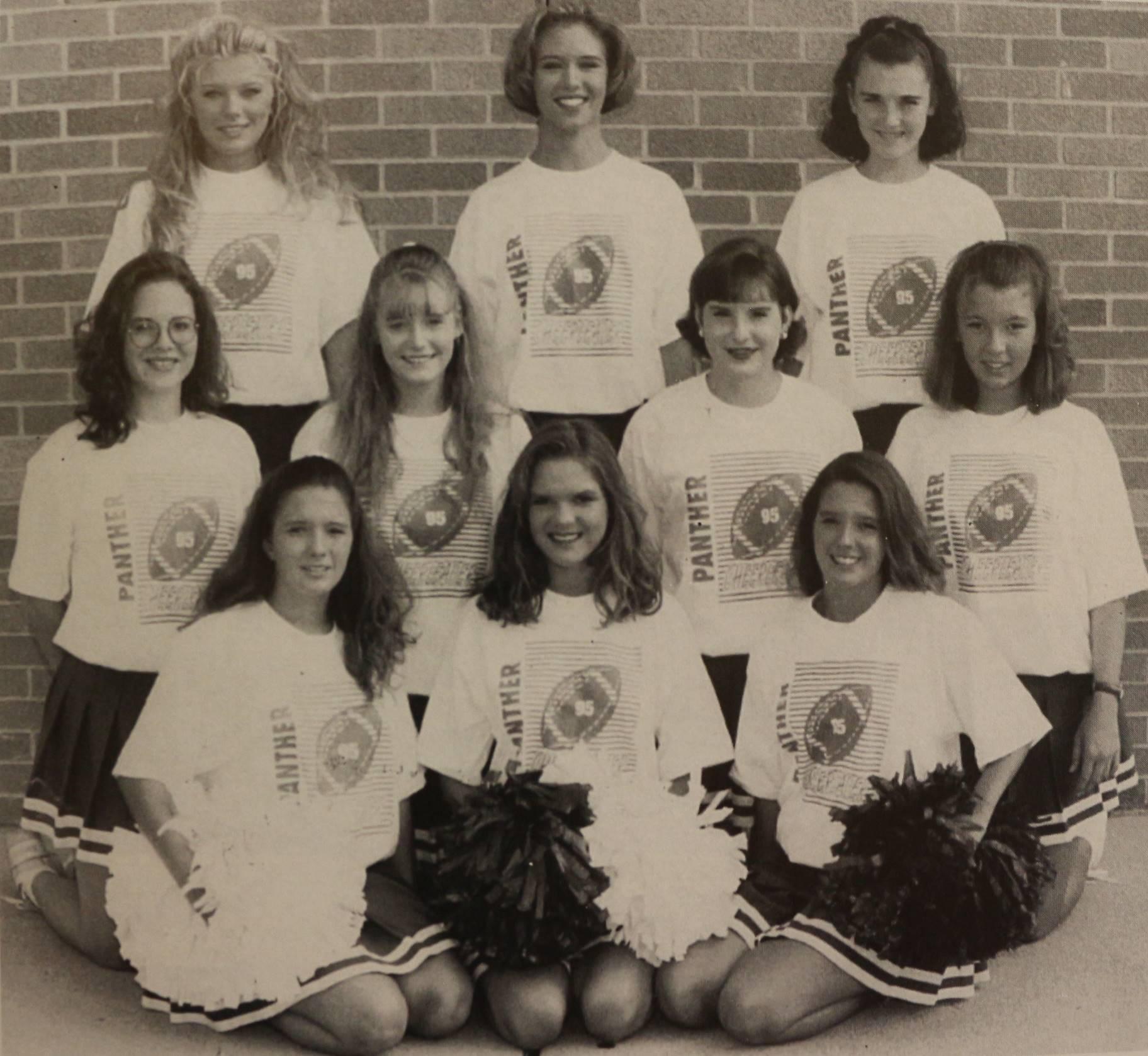 1996 Cheer