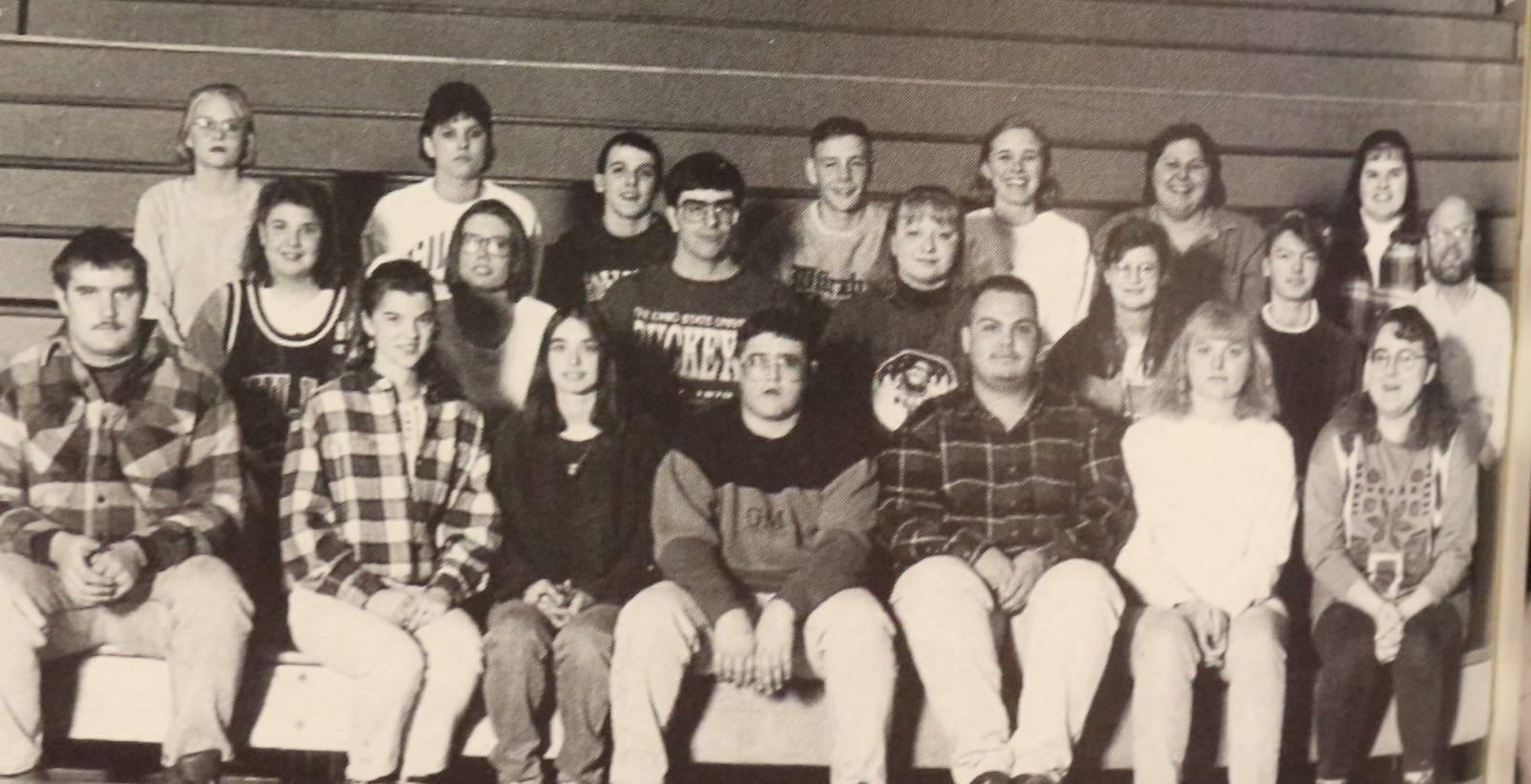 1996 Choir