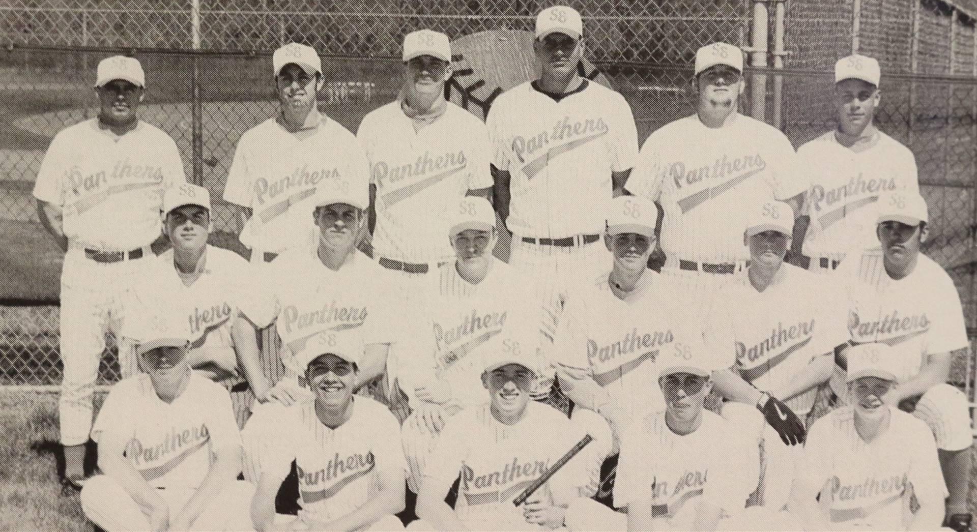 1997 Boys Varsity Baseball