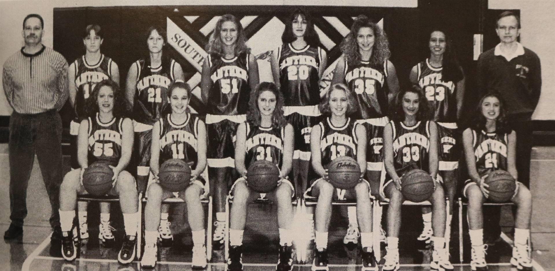 1996 Girls Basketball