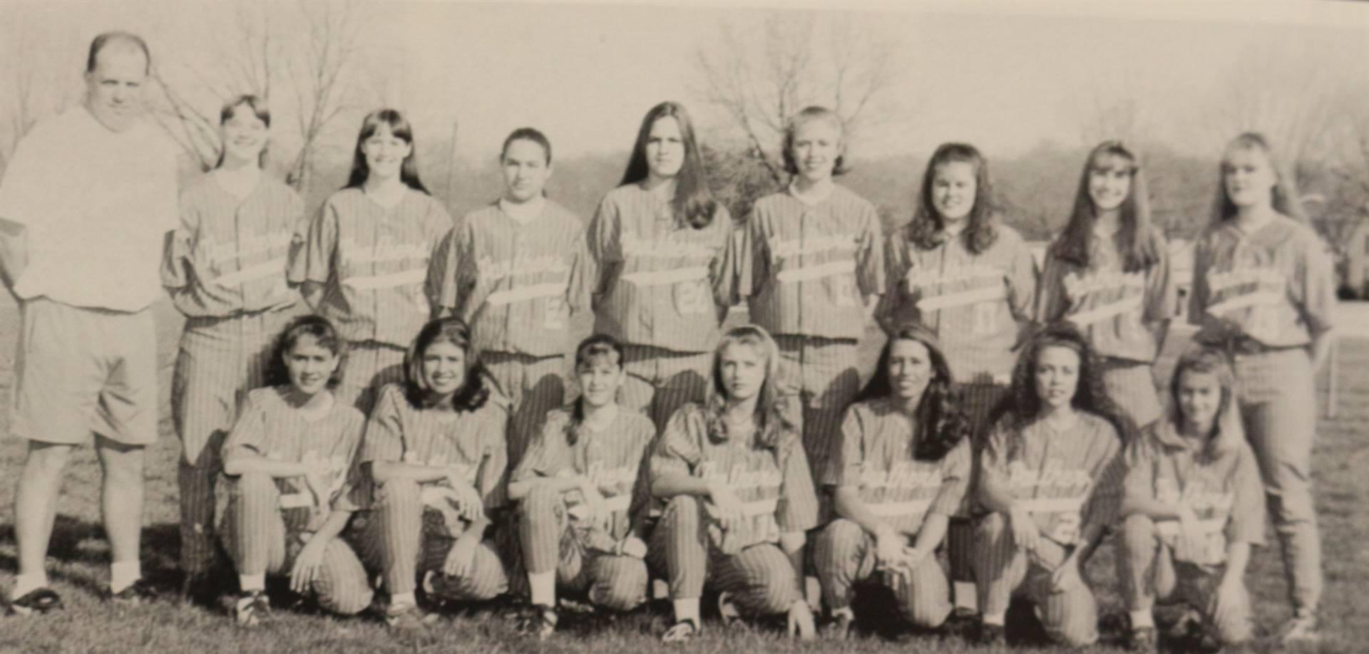 1996 Softball