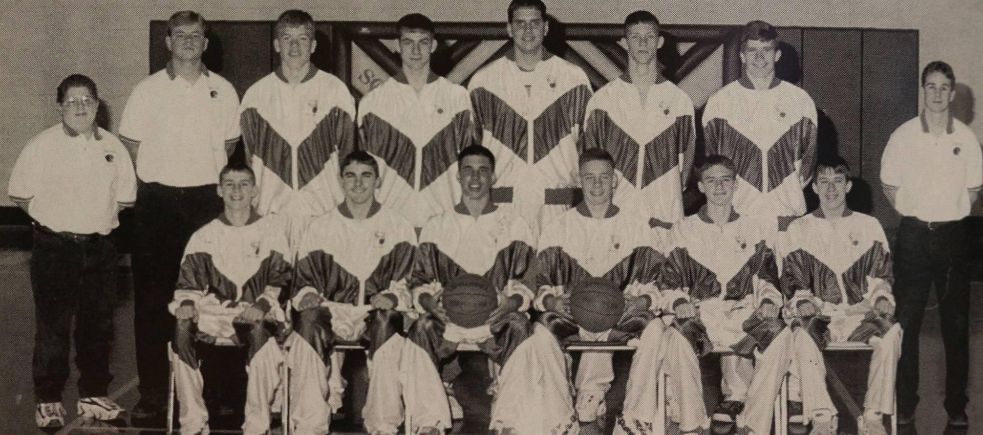 1997 Boys Varsity Basketball