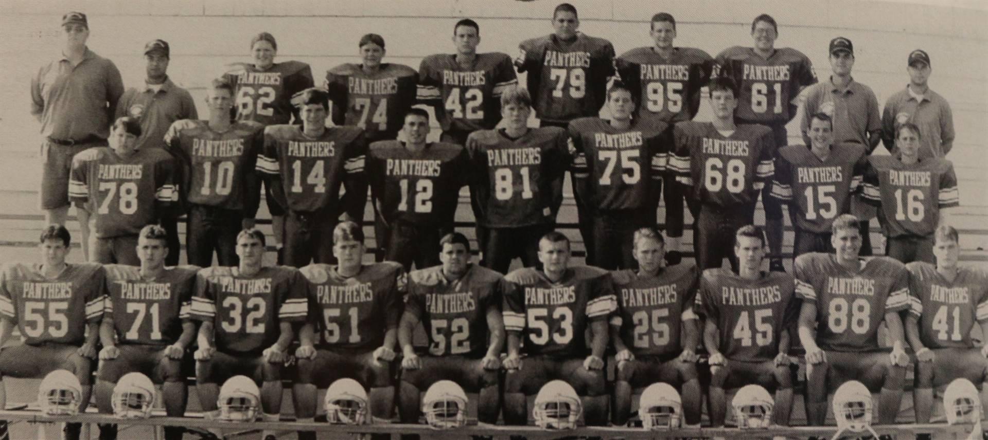 1997 Football Team