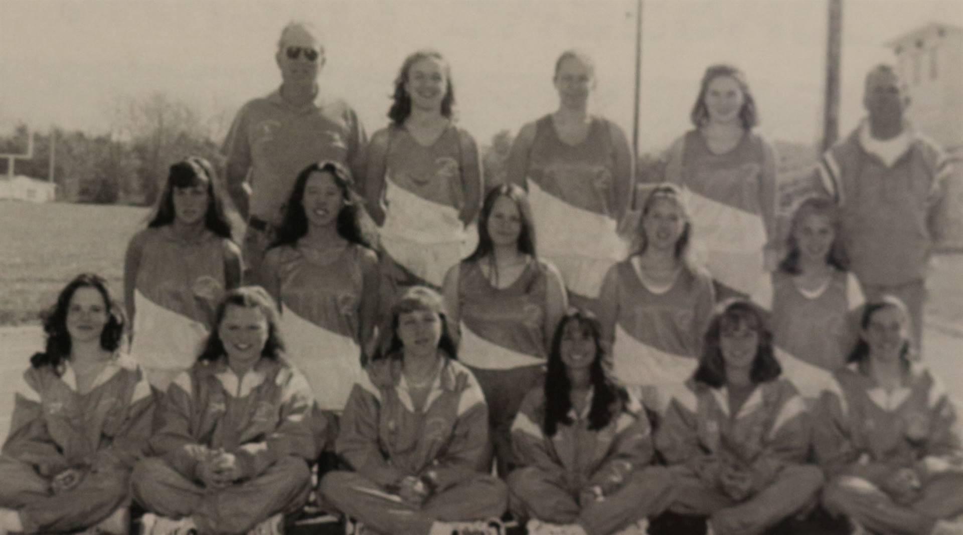 1997 Girls Track