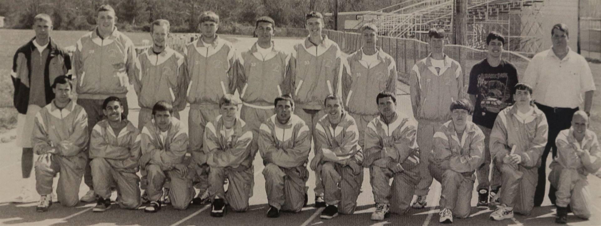 1997 Boys Varsity Track
