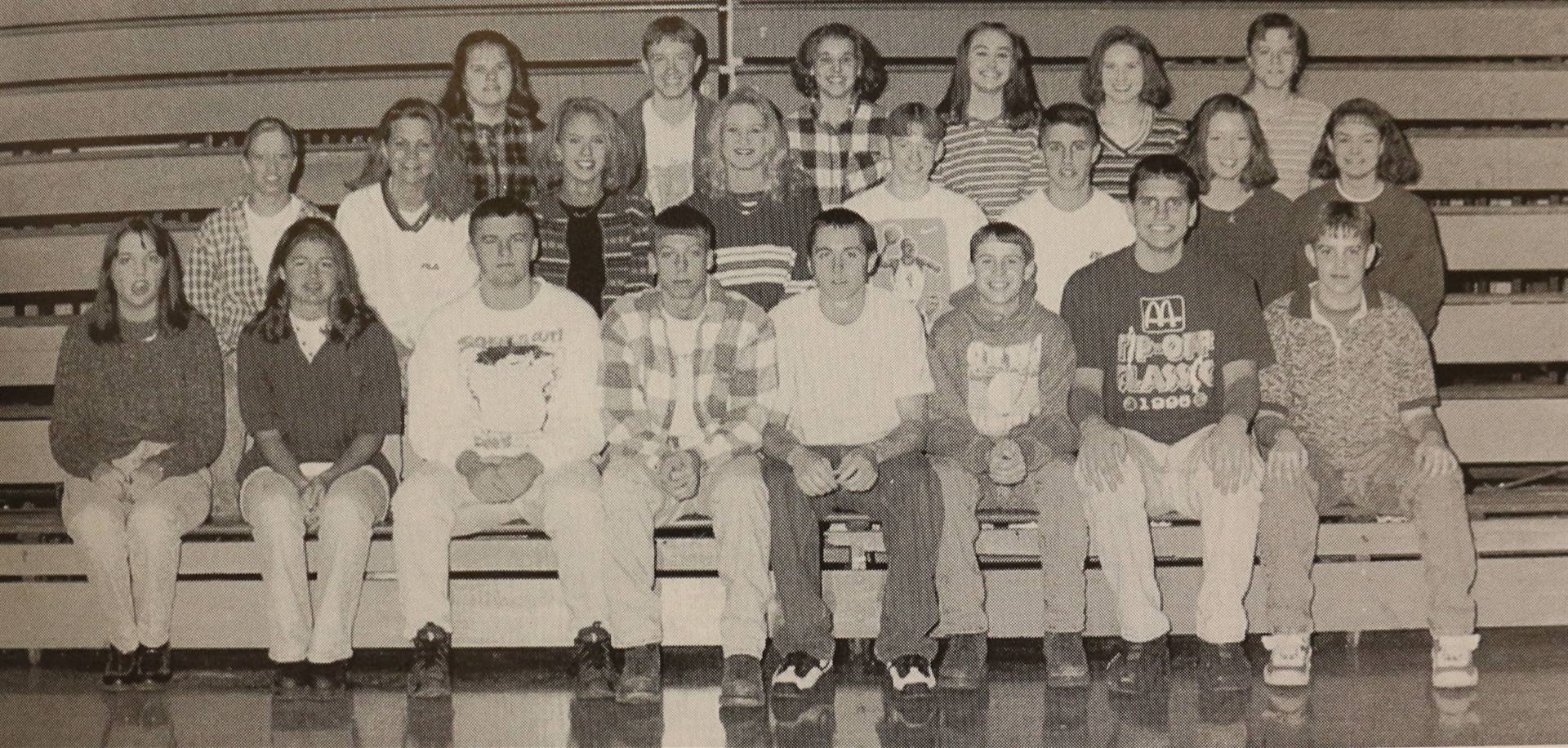 1997 Student Council
