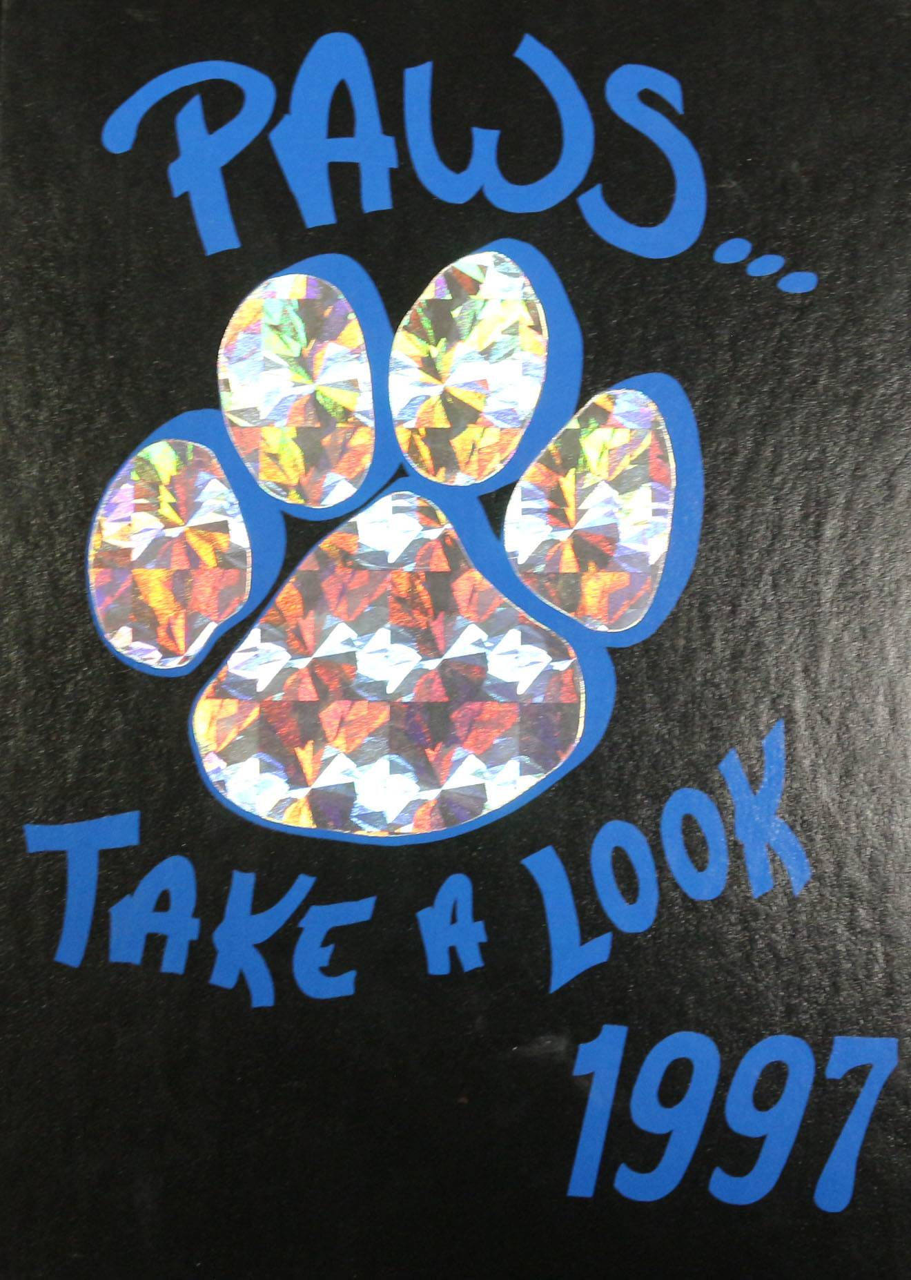 1997 Yearbook Cover Page