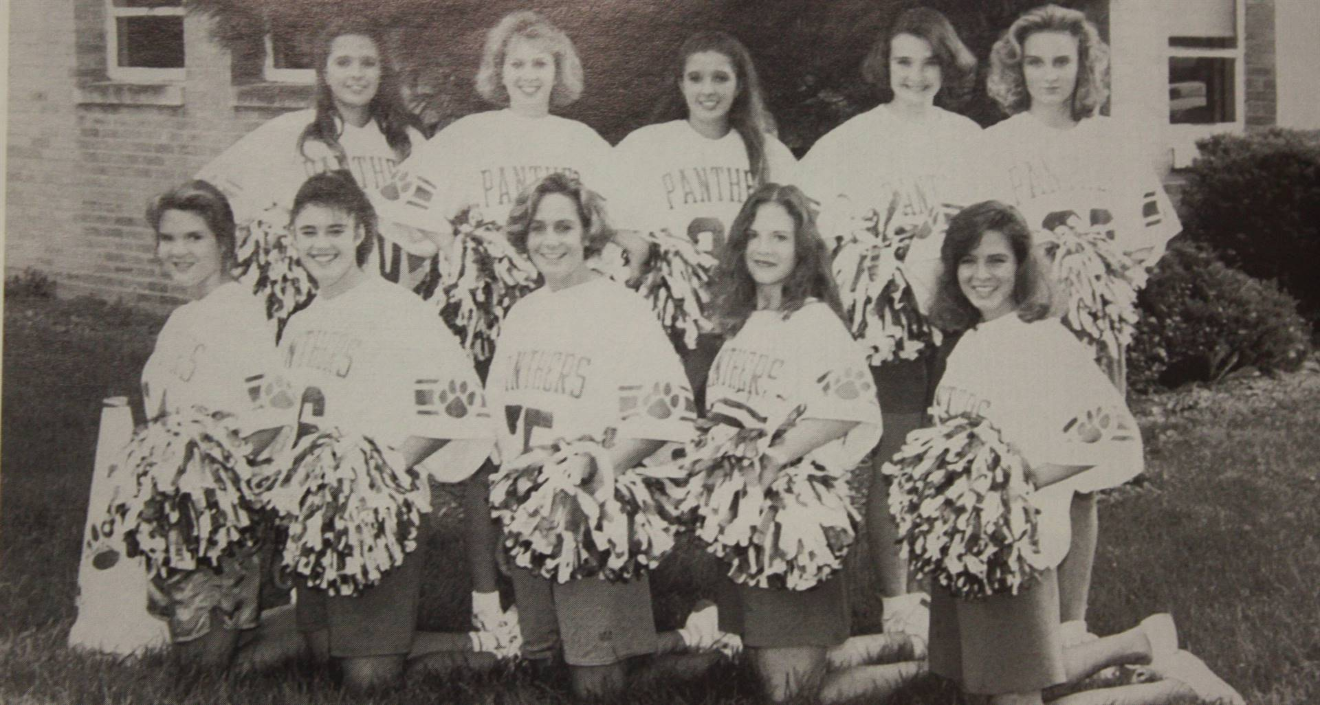 1995 Cheerleaders
