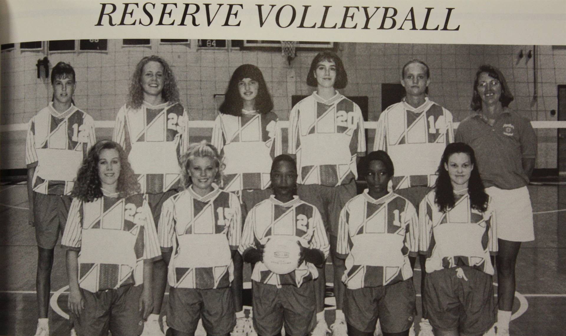 1995 Reserve Volleyball
